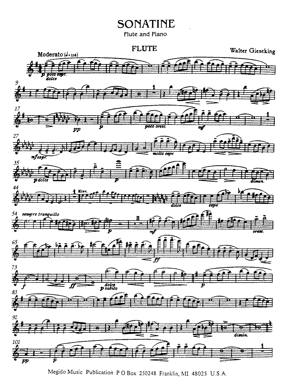 Gieseking - Sonatine for Flute and Piano.pdf