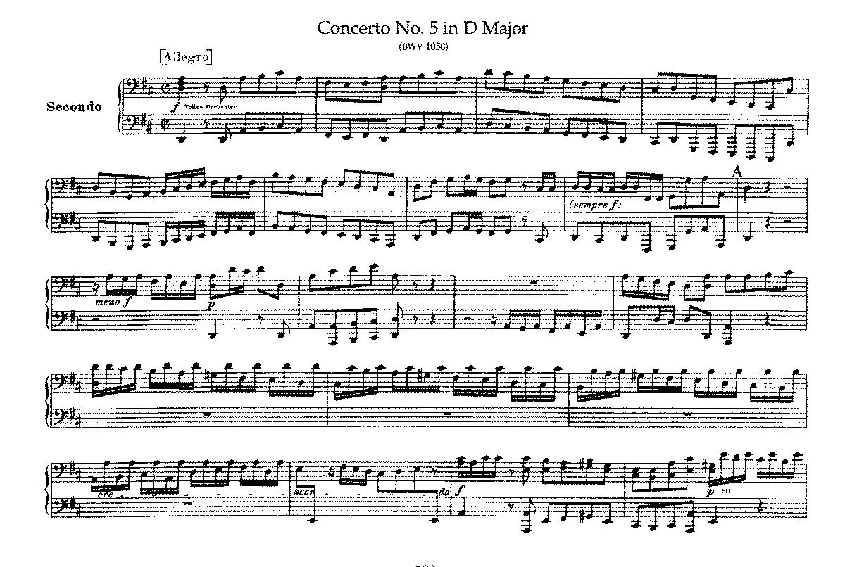 brandenburg concerto 5 analysis