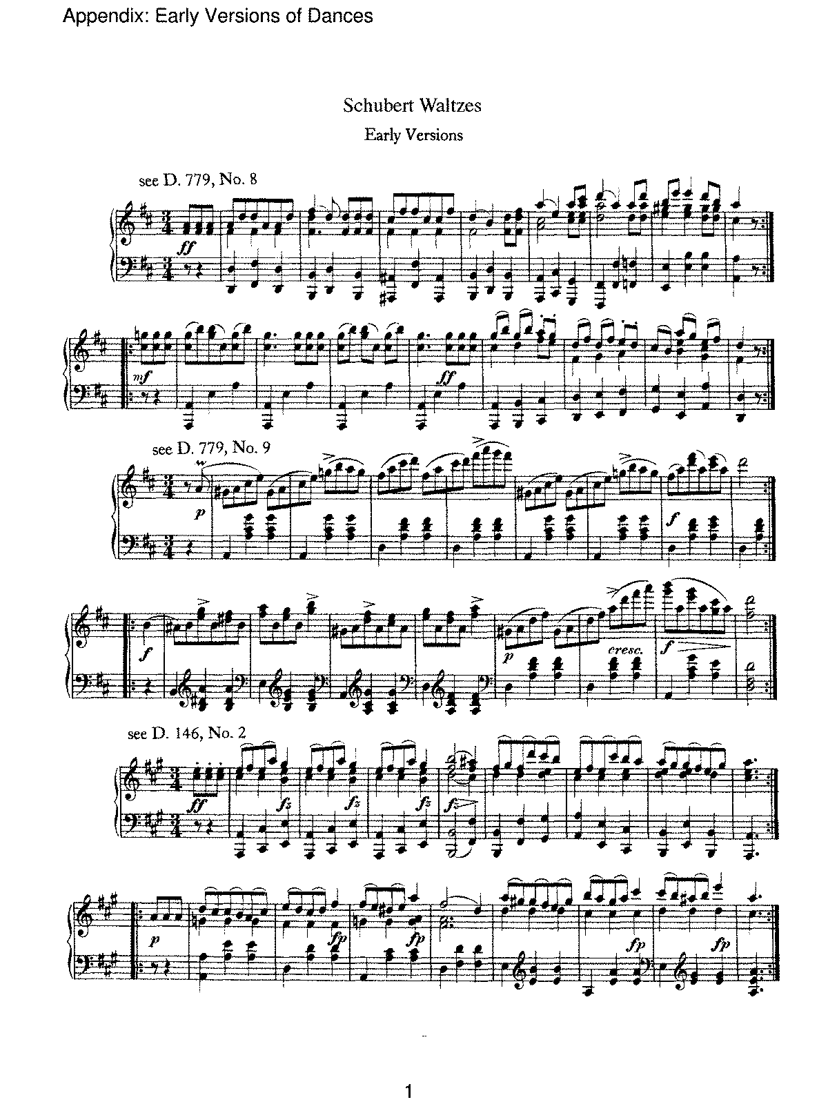 Schubert - Early versions of dances.pdf