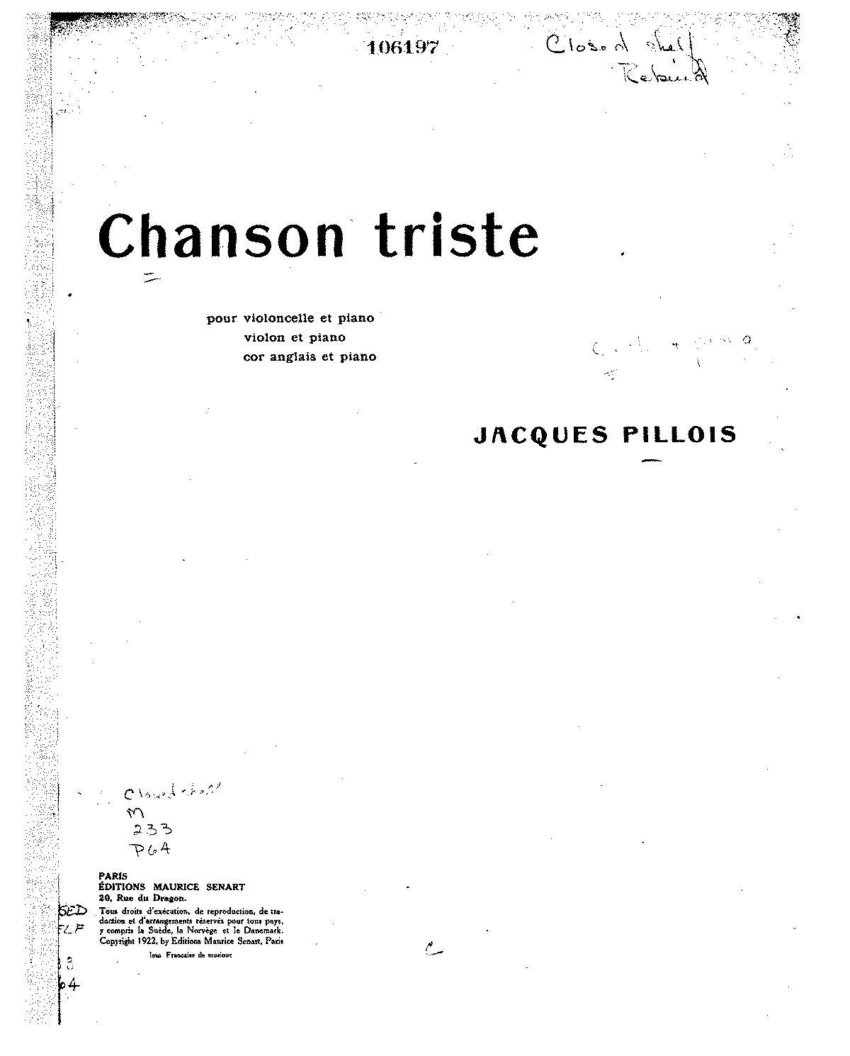 PMLP299832-Pillois - Chanson Triste for Cello and Piano score.pdf