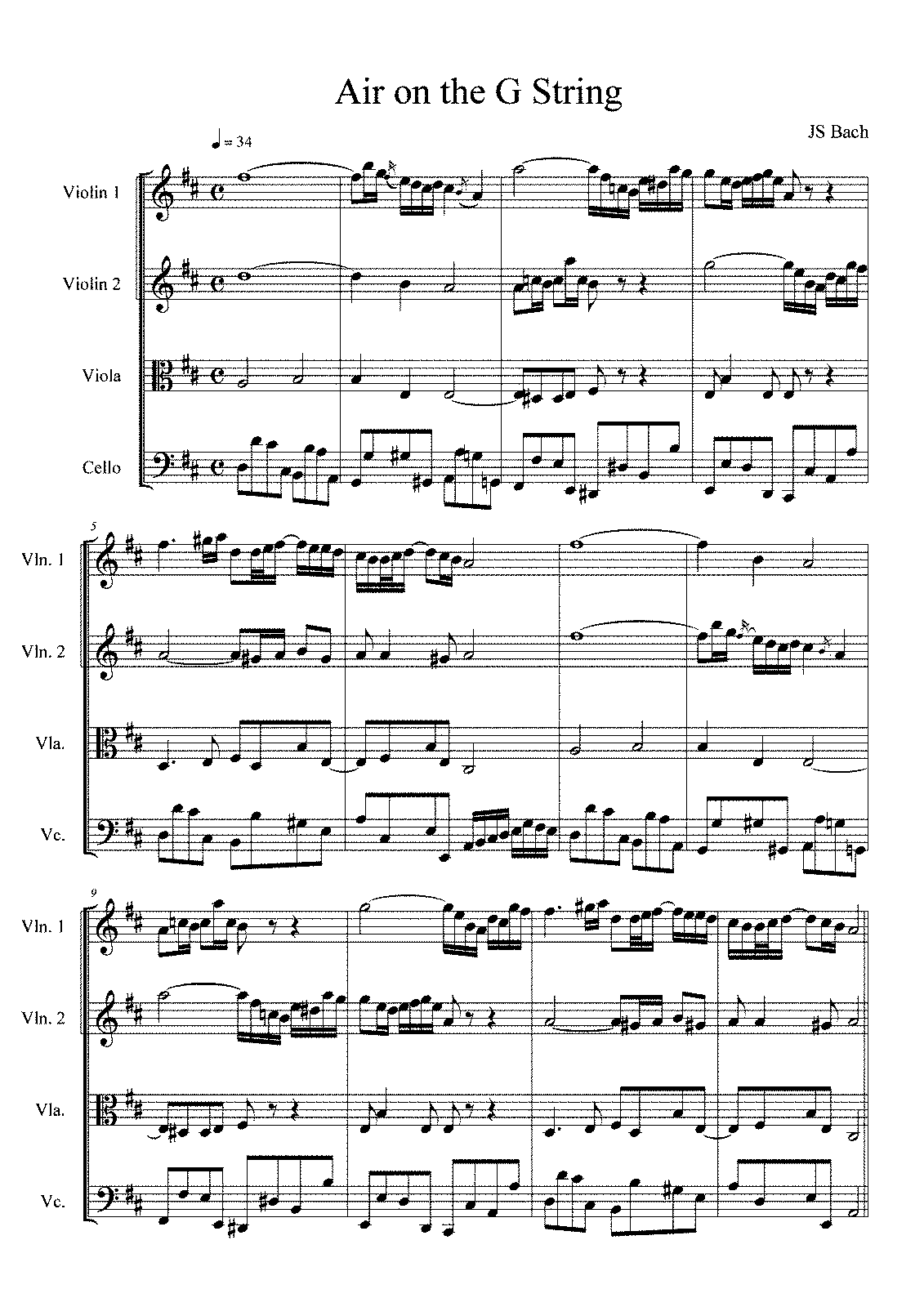 PMLP100008-Air on the g string - Complete Score.pdf