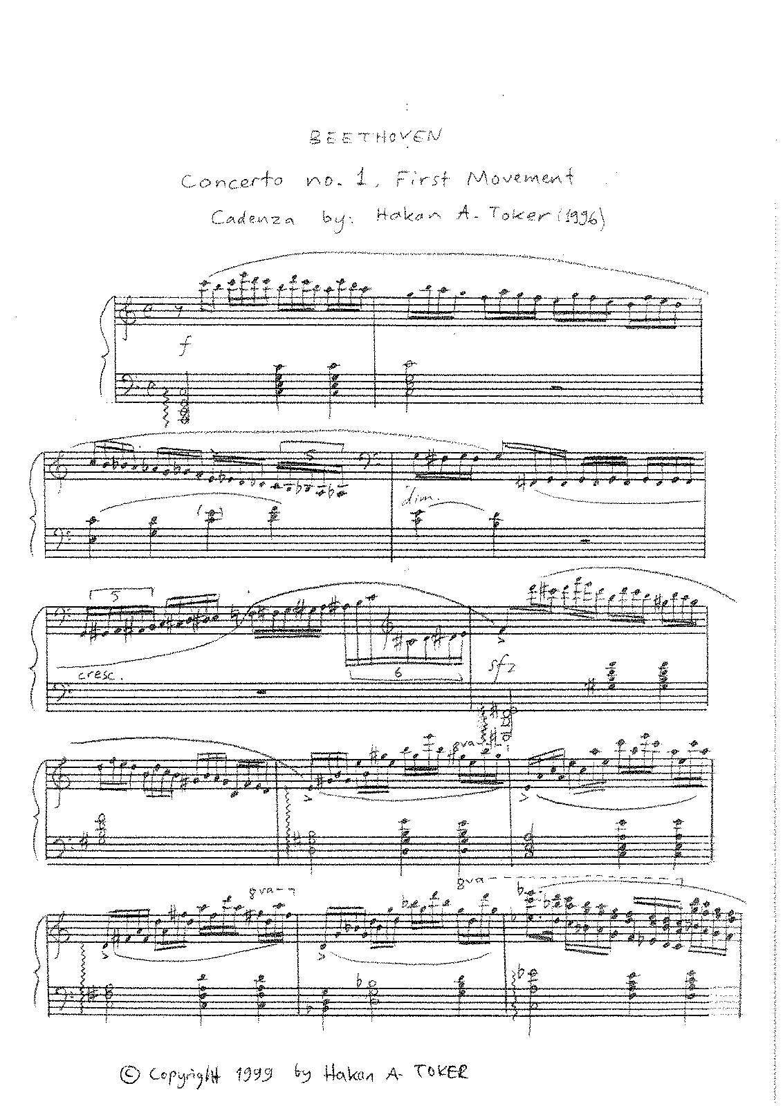 PMLP583364-Cadenza for Beethoven Piano Conc 1 by Toker.pdf