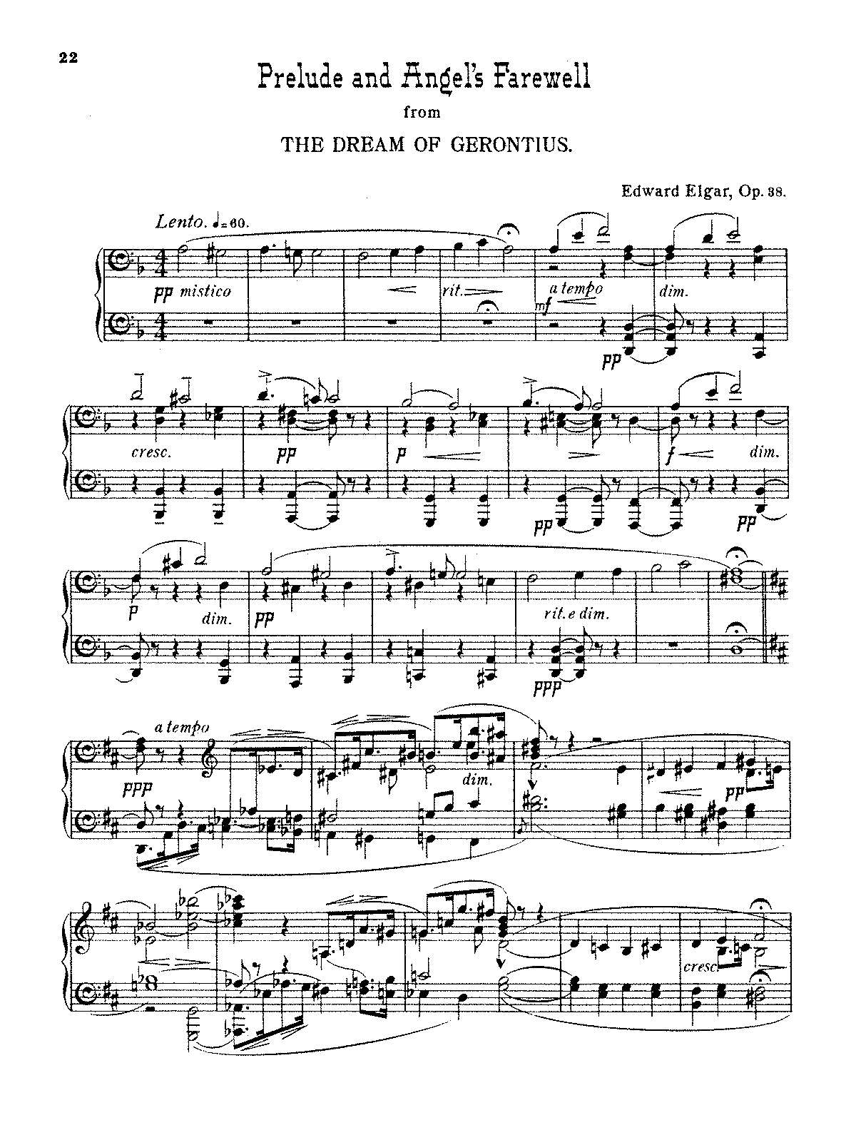 PMLP40537-Elgar - The Dream of Gerontius, Op. 38 - Prelude and Angel's Farewell (trans. Elgar - piano).pdf