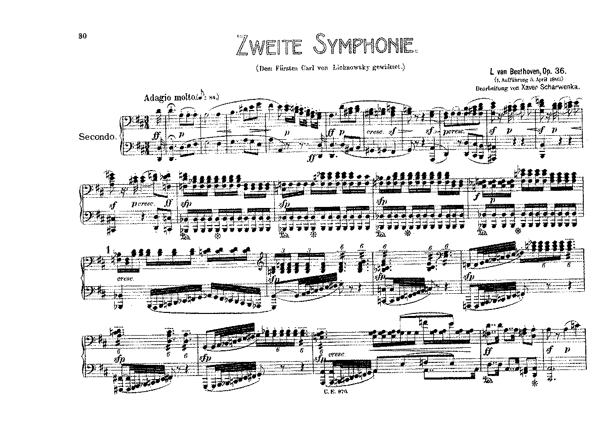 Beethoven-Scharwenka Symphonie Nr.2 piano 4 hands.pdf