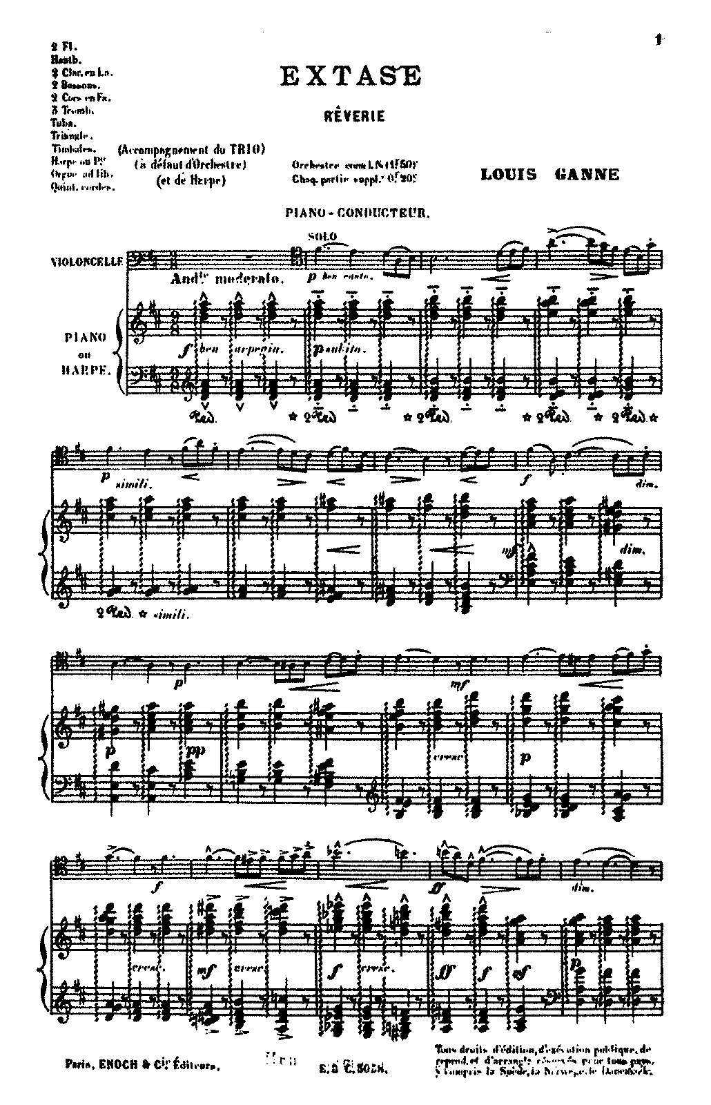 PMLP211385-Ganne - Extase Reverie (Salon Orch) 00 Piano-Conductor.pdf