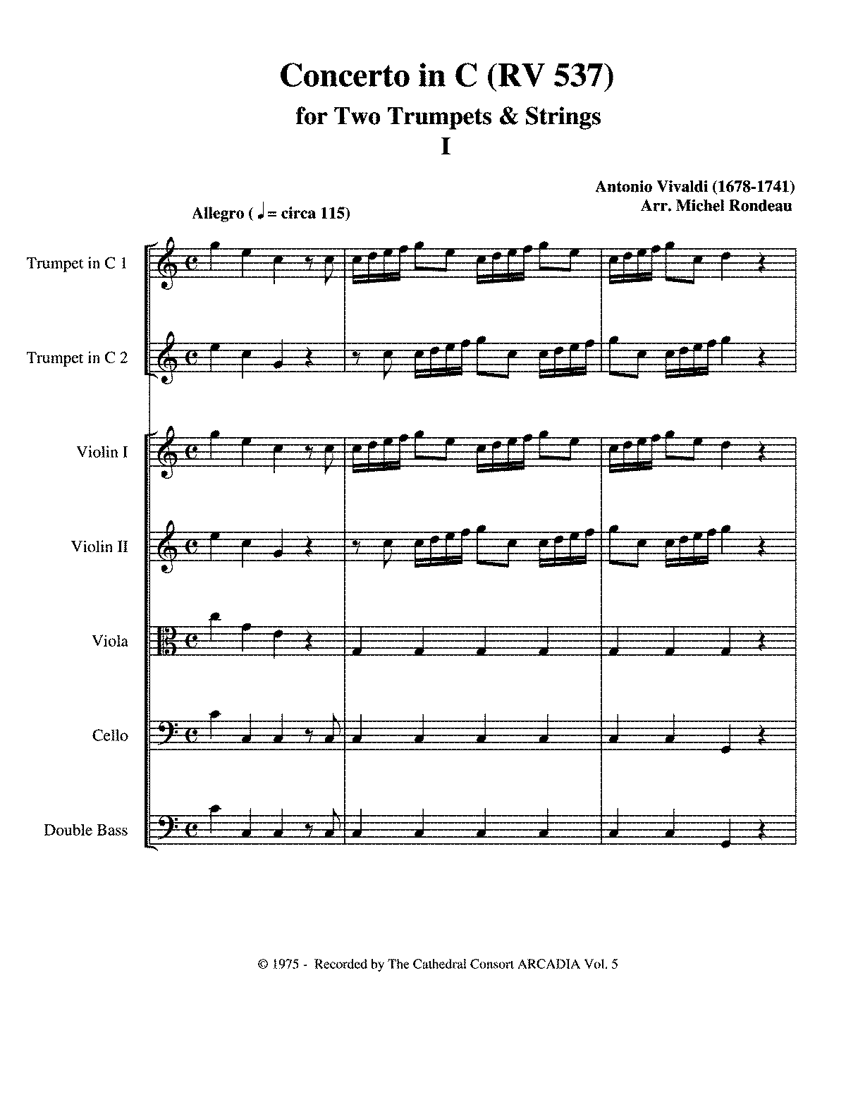 2 Trumpets And Piano Pdf Notes - vegaloclickqfo