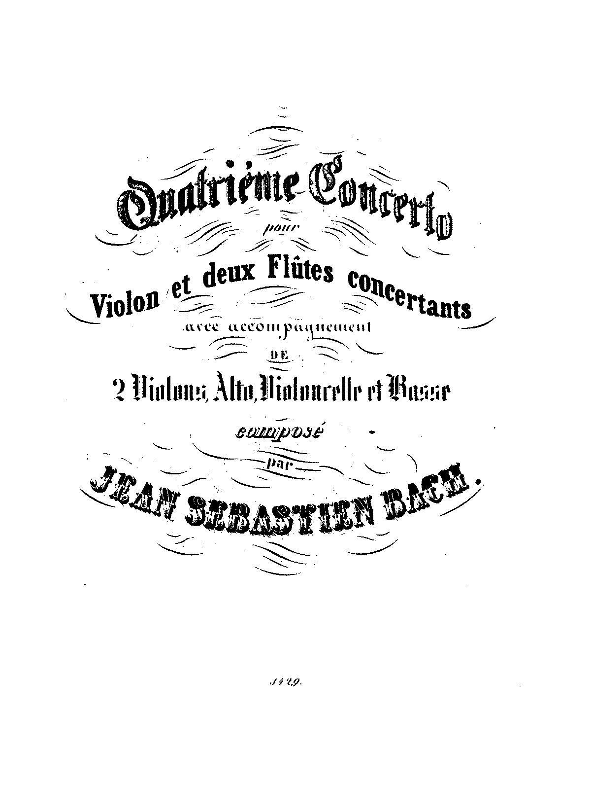 js bach brandenburg concerto no 5 analysis