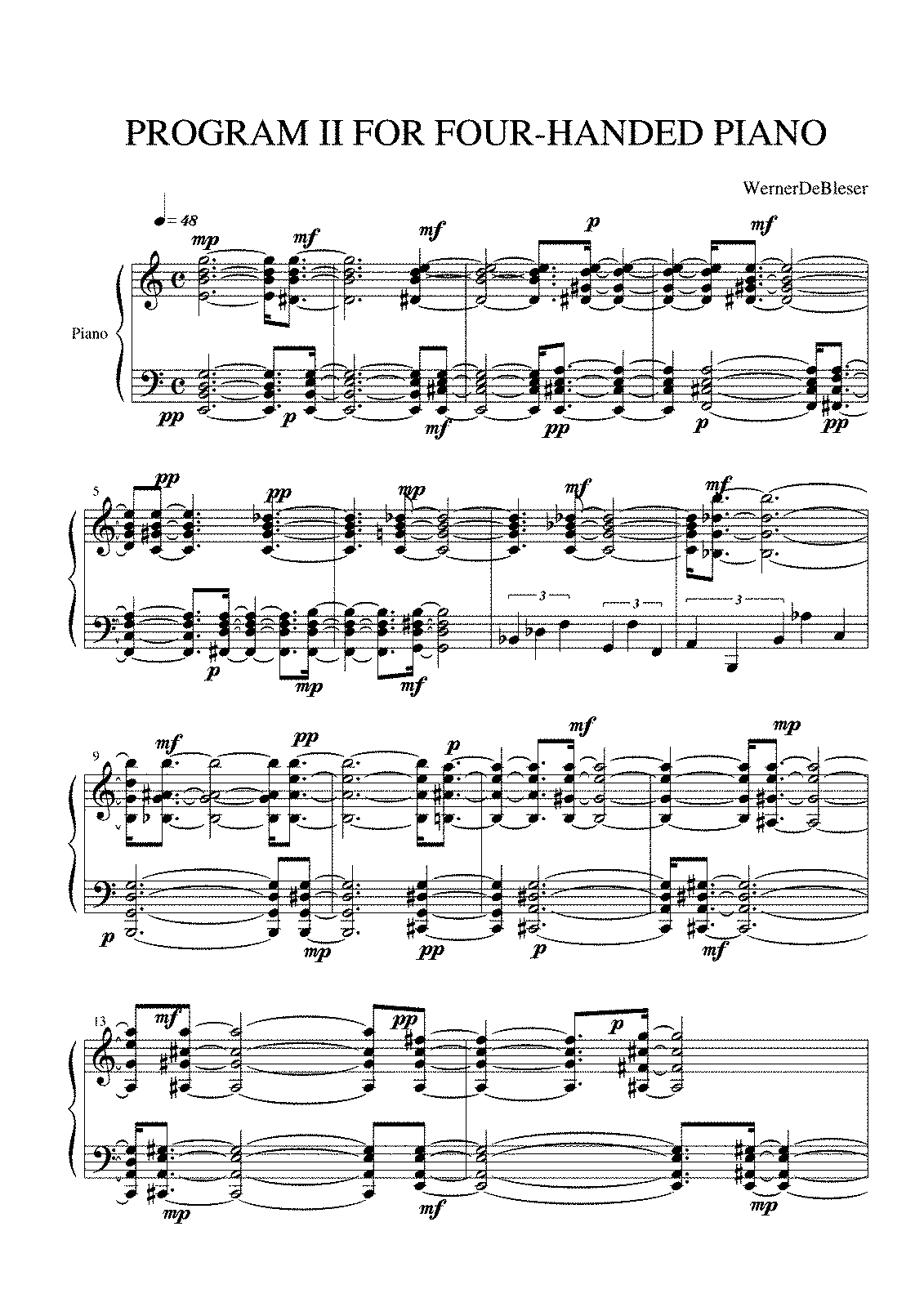 PMLP437800-c029 - PROGRAM II for four-handed piano.pdf