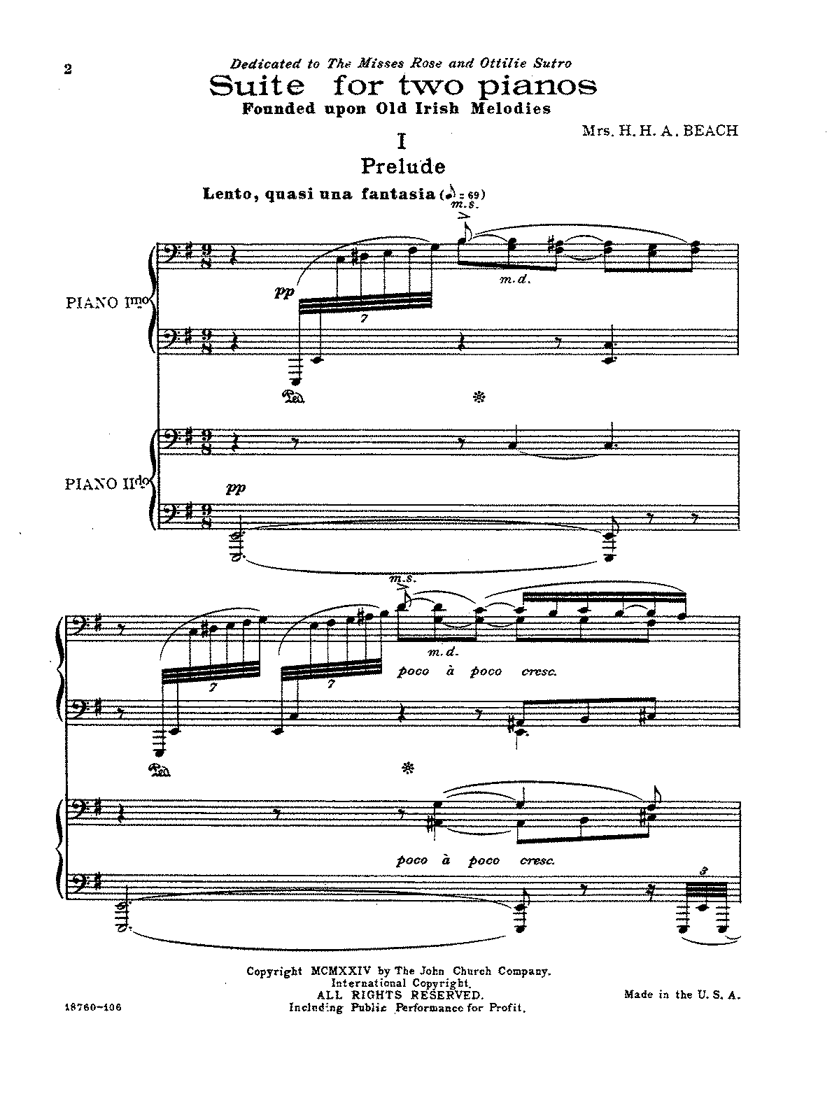 PMLP65075-Beach - Suite for Two Pianos Founded upon Old Irish Melodies, Op. 104.pdf