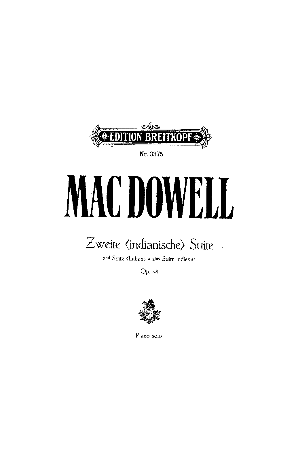 MacDowell - Suite No. 2 (Indian) Op. 48 (piano).pdf
