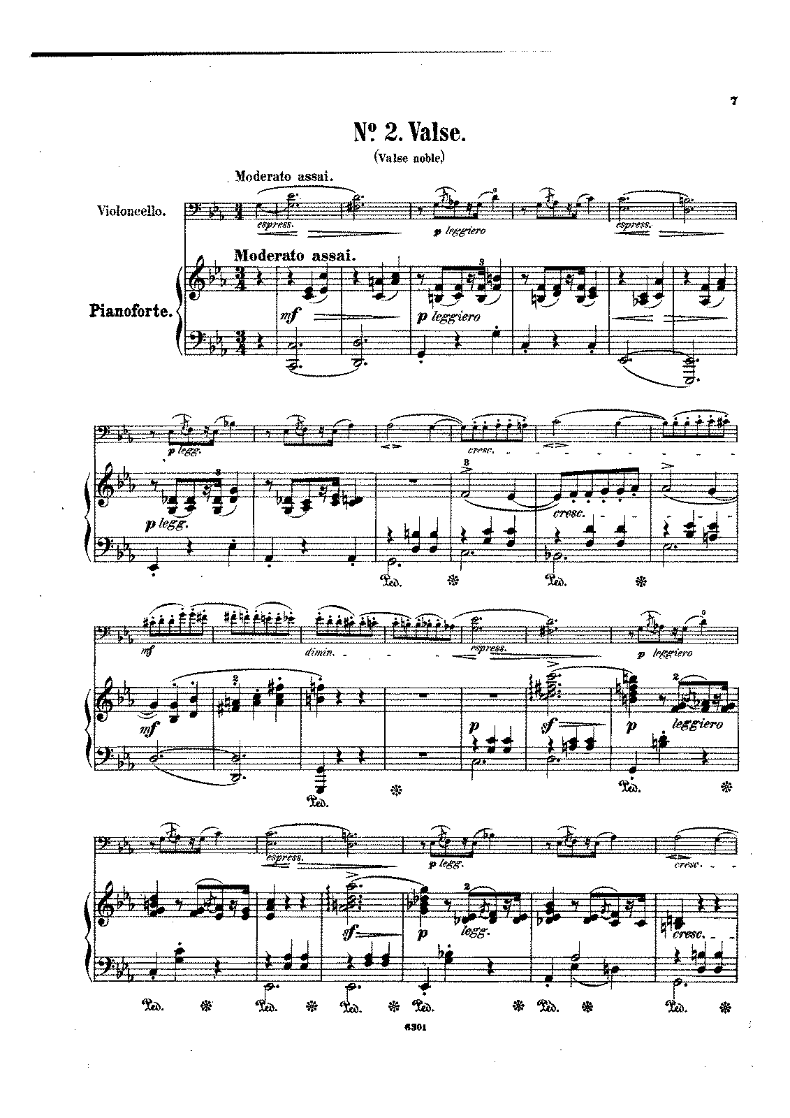 PMLP02373-Chopin - 2a Valse (Noble) Op64 No2 for Cello and Piano (Grutzmacher) score.pdf