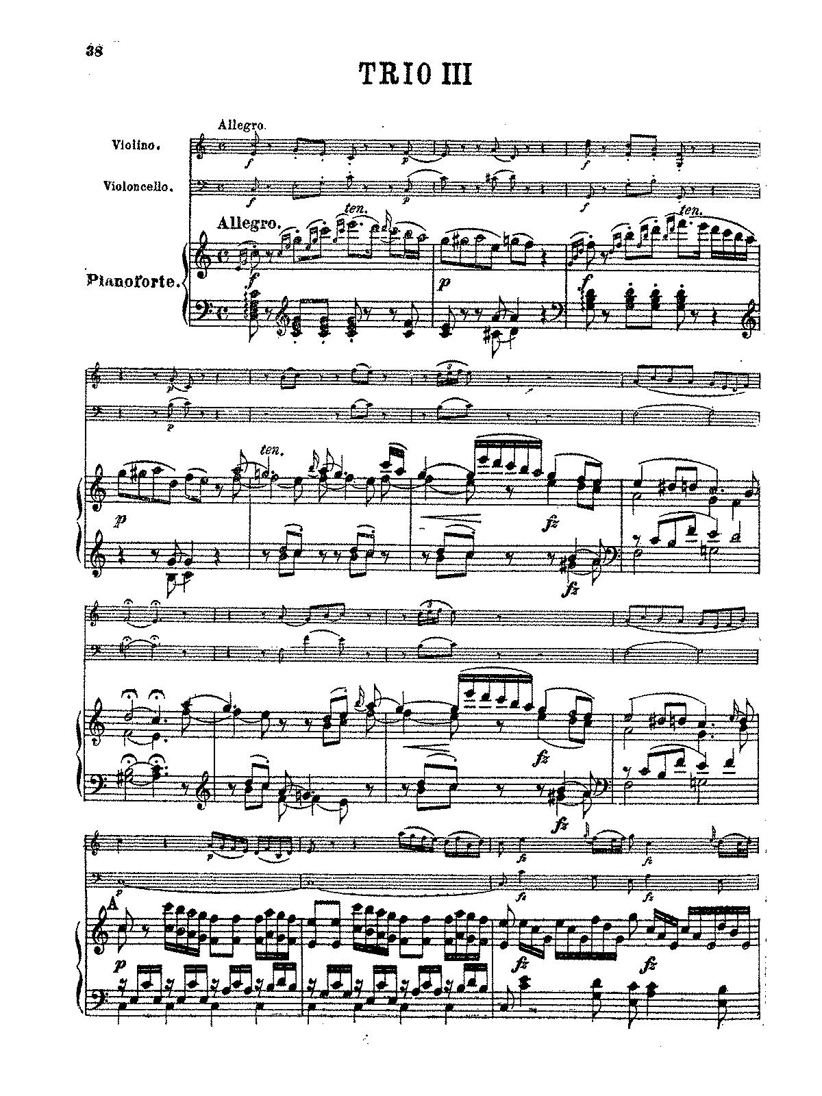 piano trios op haydn joseph petrucci music library  piano trios op 86 haydn joseph petrucci music library public sheet music