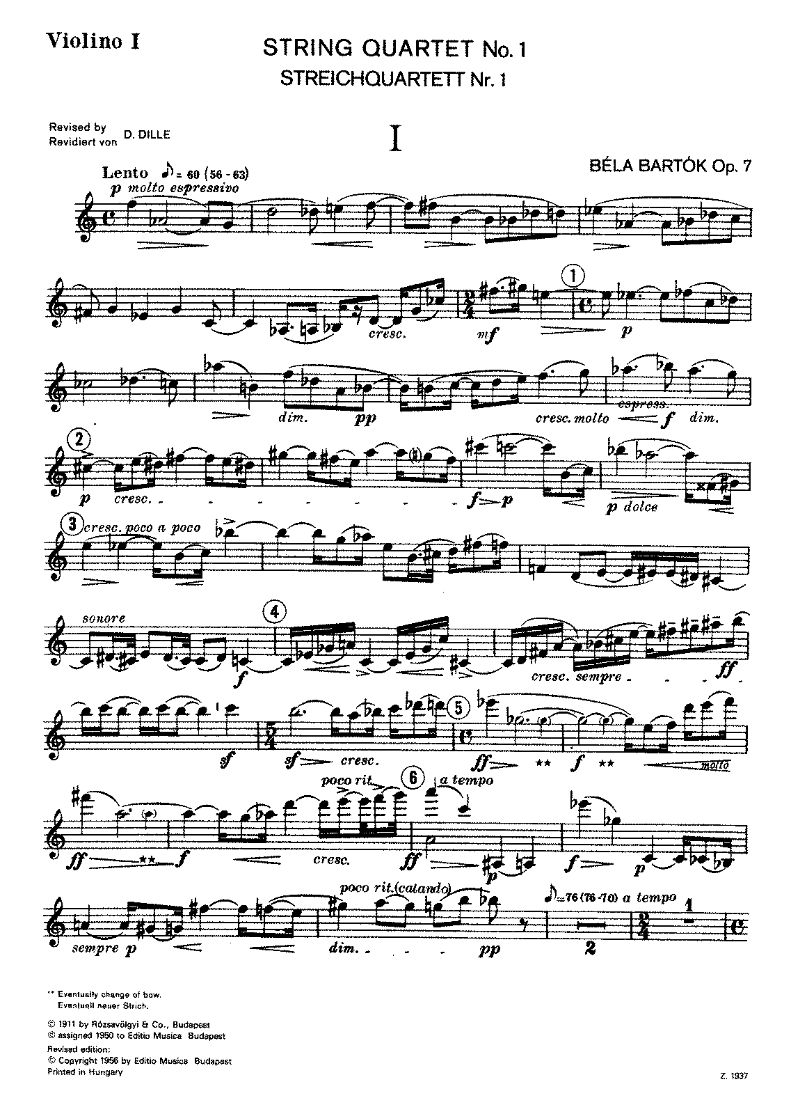 PMLP12567-Bartók - String Quartet No. 1, Op. 7 (parts).pdf