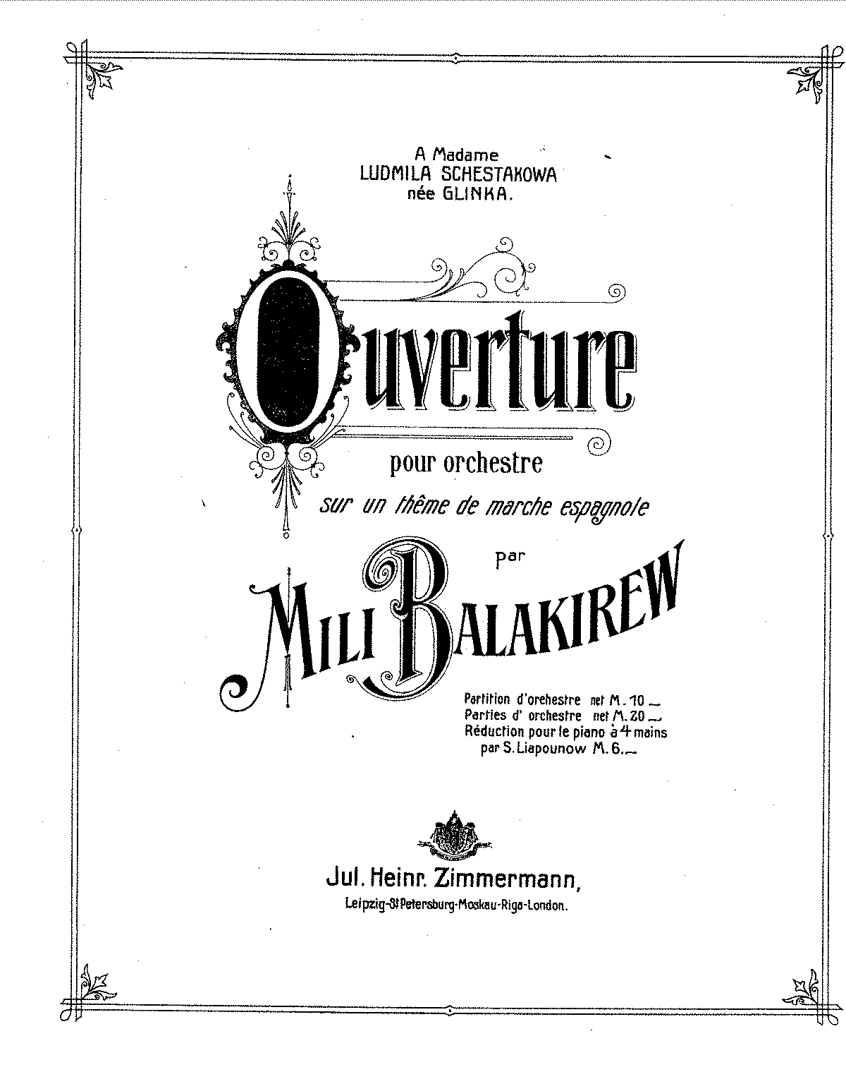 Balakirev - Overture on a Spanish March Theme, Op.6 (piano four hands reduction).pdf
