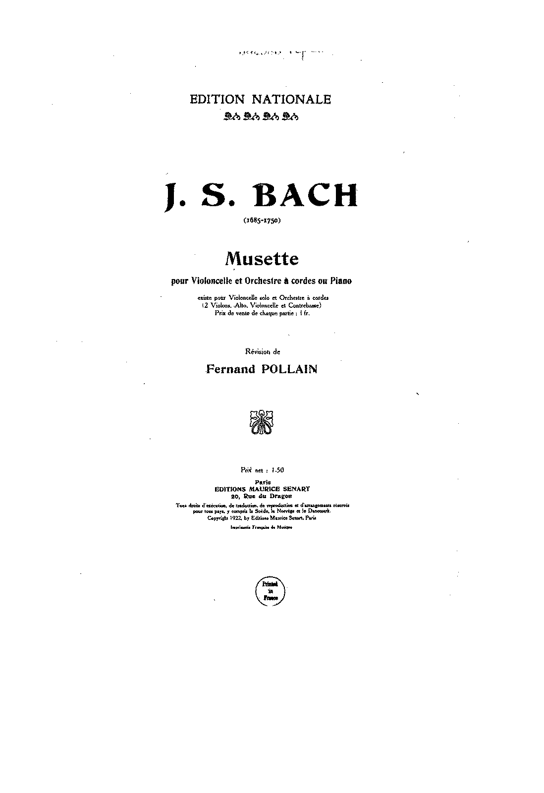 PMLP142593-Bach - Musette for Cello and String Orchestra or Piano (Pollain) score.pdf