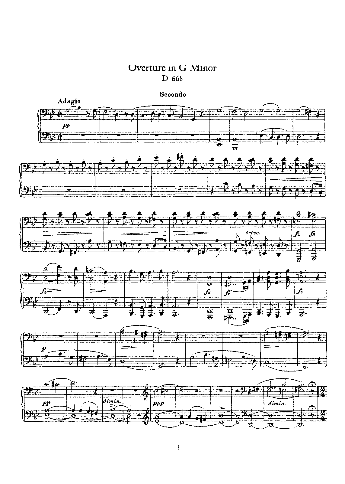 Schubert - D.668 - Overture in G minor.pdf
