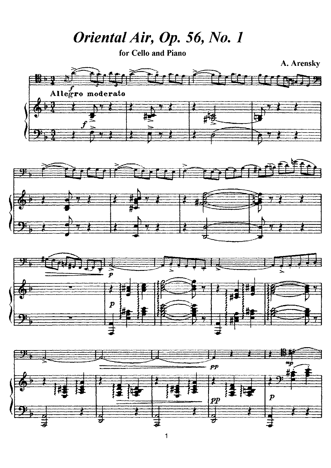PMLP108818-Arensky Orientale Op56 No1 Cello and Piano.pdf