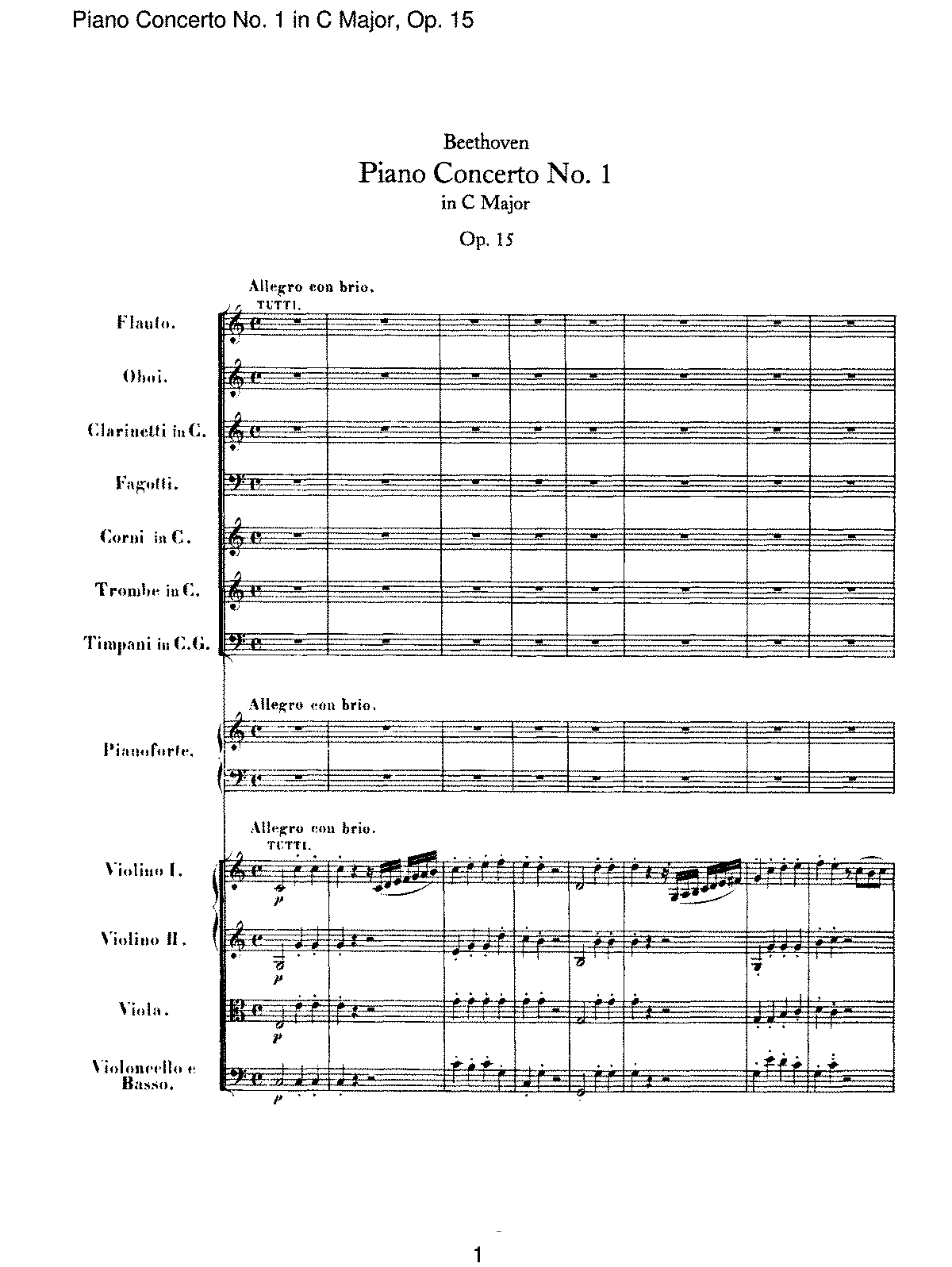 Piano Concerto No. 1 in C Major, Op. 15-I. Allegro con brio.pdf