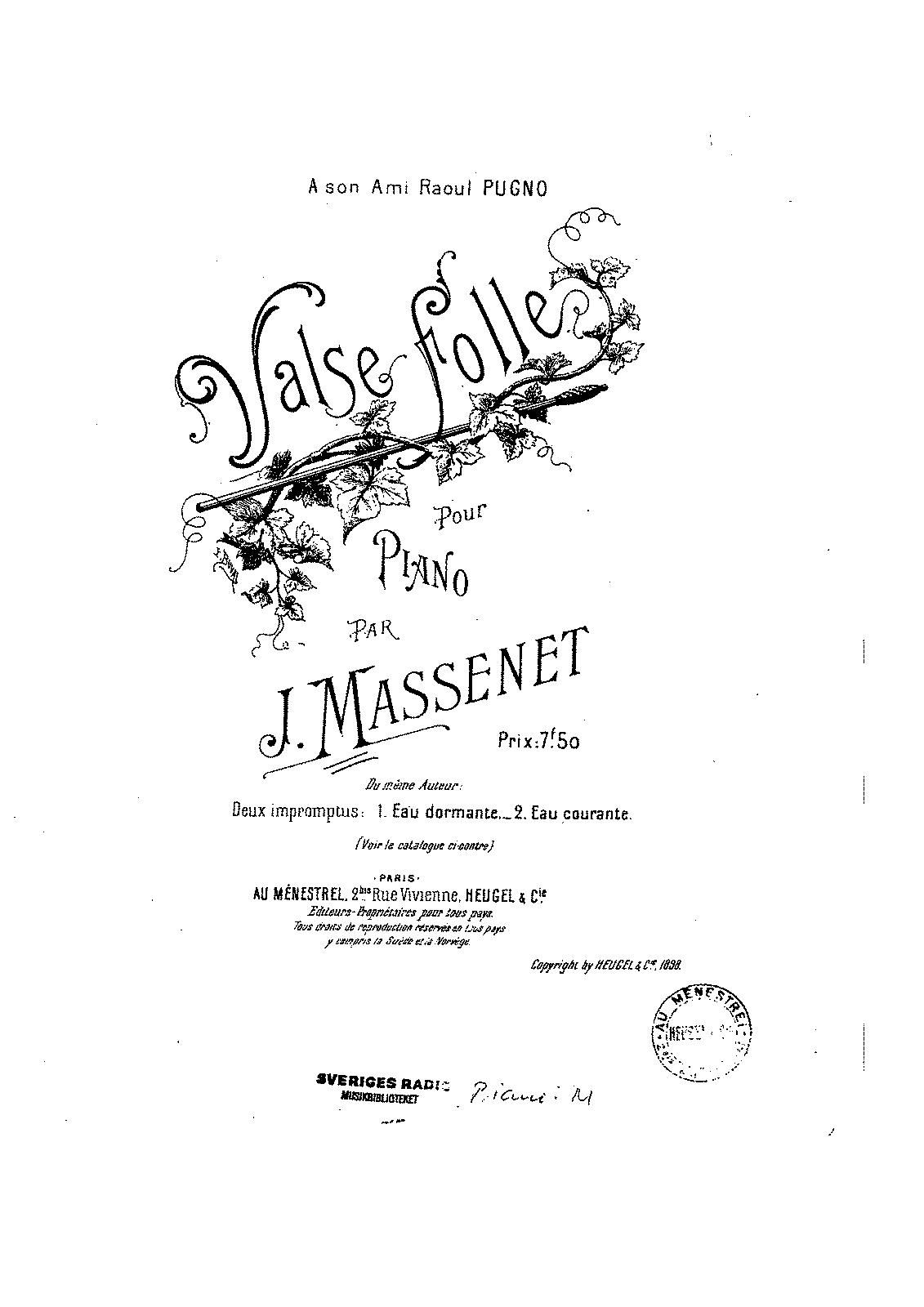 Massenet Valse folle.pdf