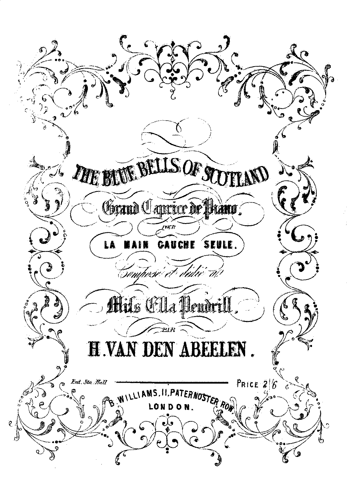 PMLP353522-Abeelen, Henri van den - Blue Bells of Scotland (by Mrs. D. Jordan) - Caprice - LHA - 1863 B. Williams.pdf