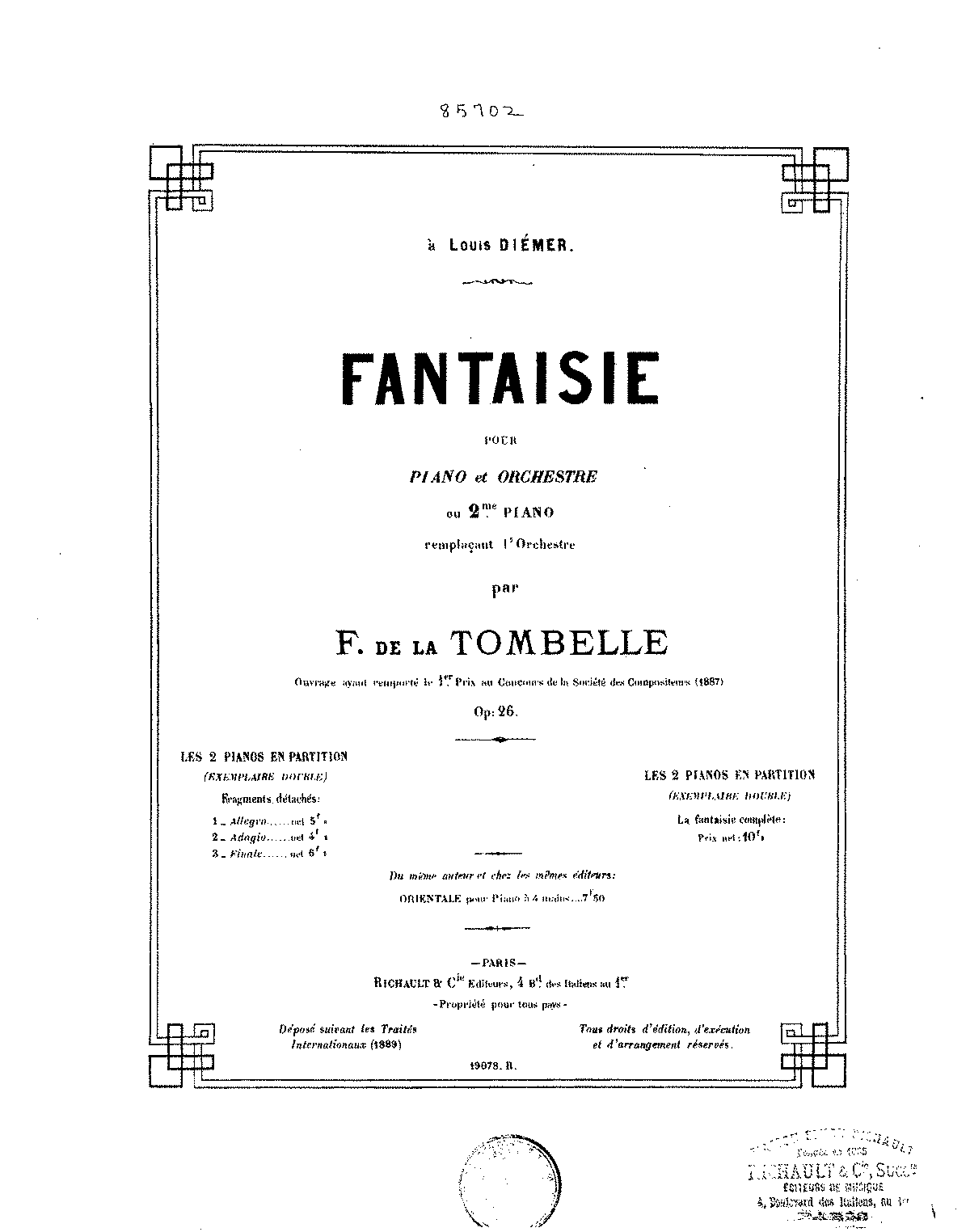 PMLP57888-Tombelle Fantasy for Piano and Orchestra Op.26.pdf
