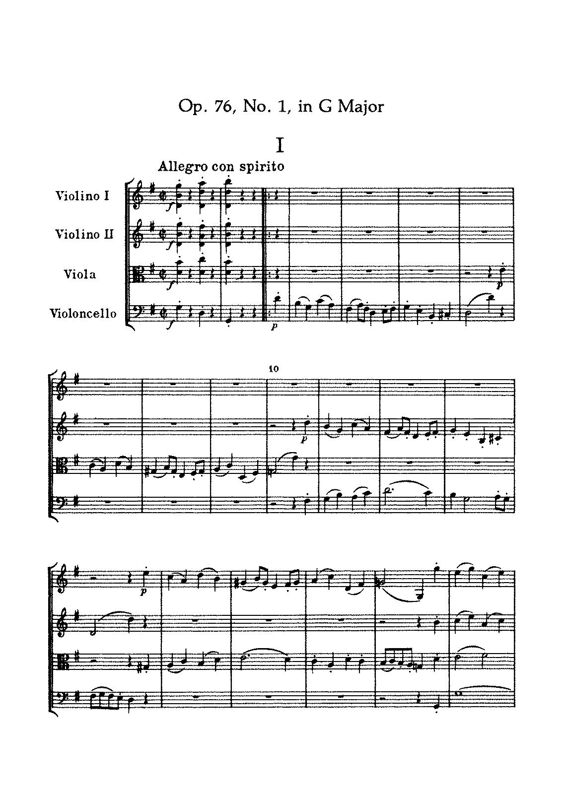 haydn string quartet op 76 no 5 analysis essay
