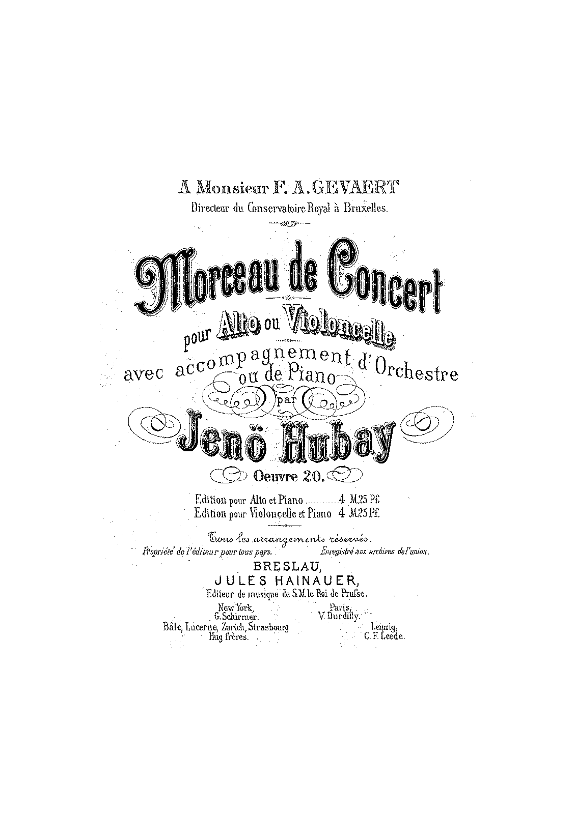 PMLP122512-Hubay Morceau de Concert Op.20 for Viola and Piano ( Orch.).pdf