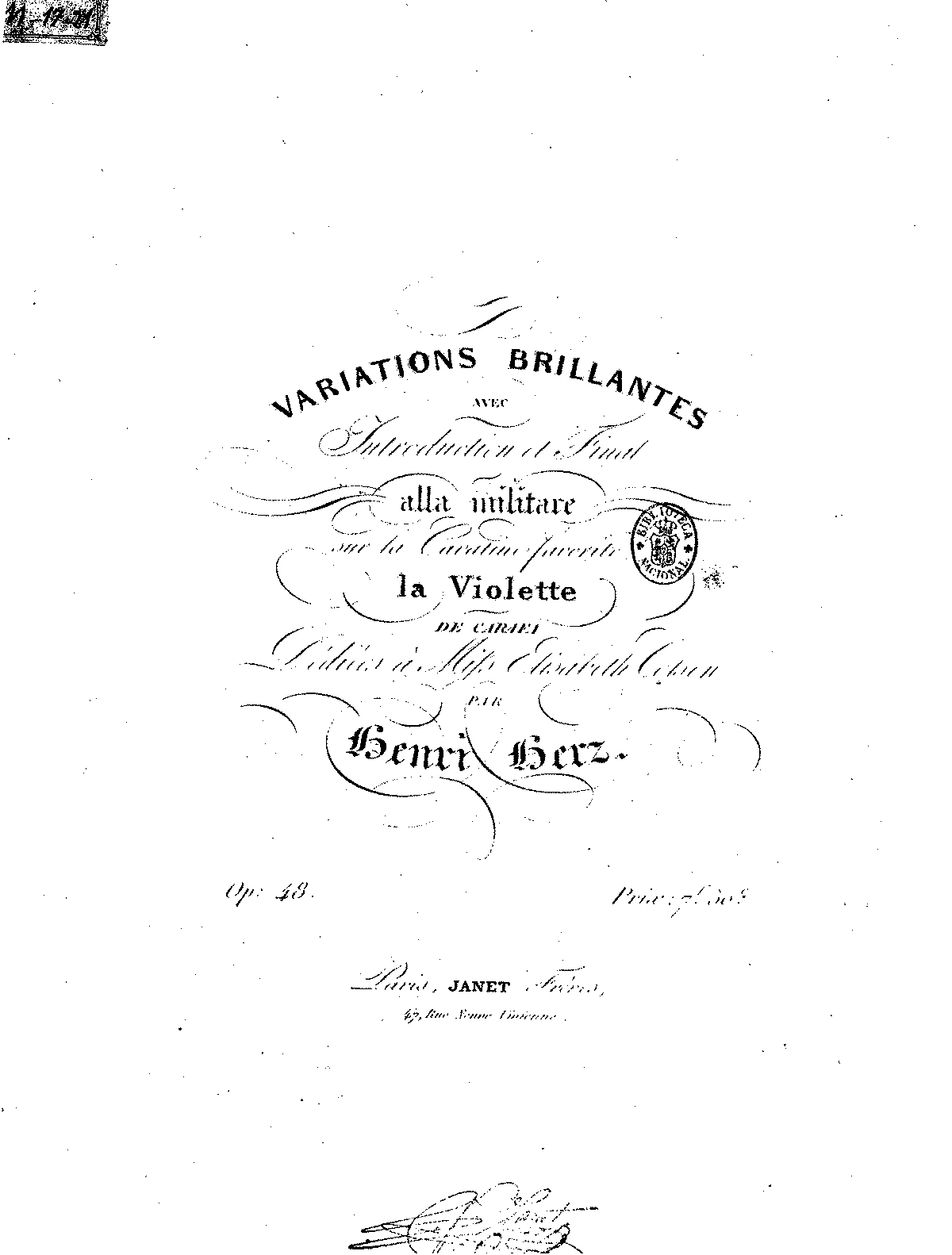 PMLP31102-HHerz Variations brillantes avec introduction et finale alla militare sur la cavatine favorite La violette, Op.48.pdf