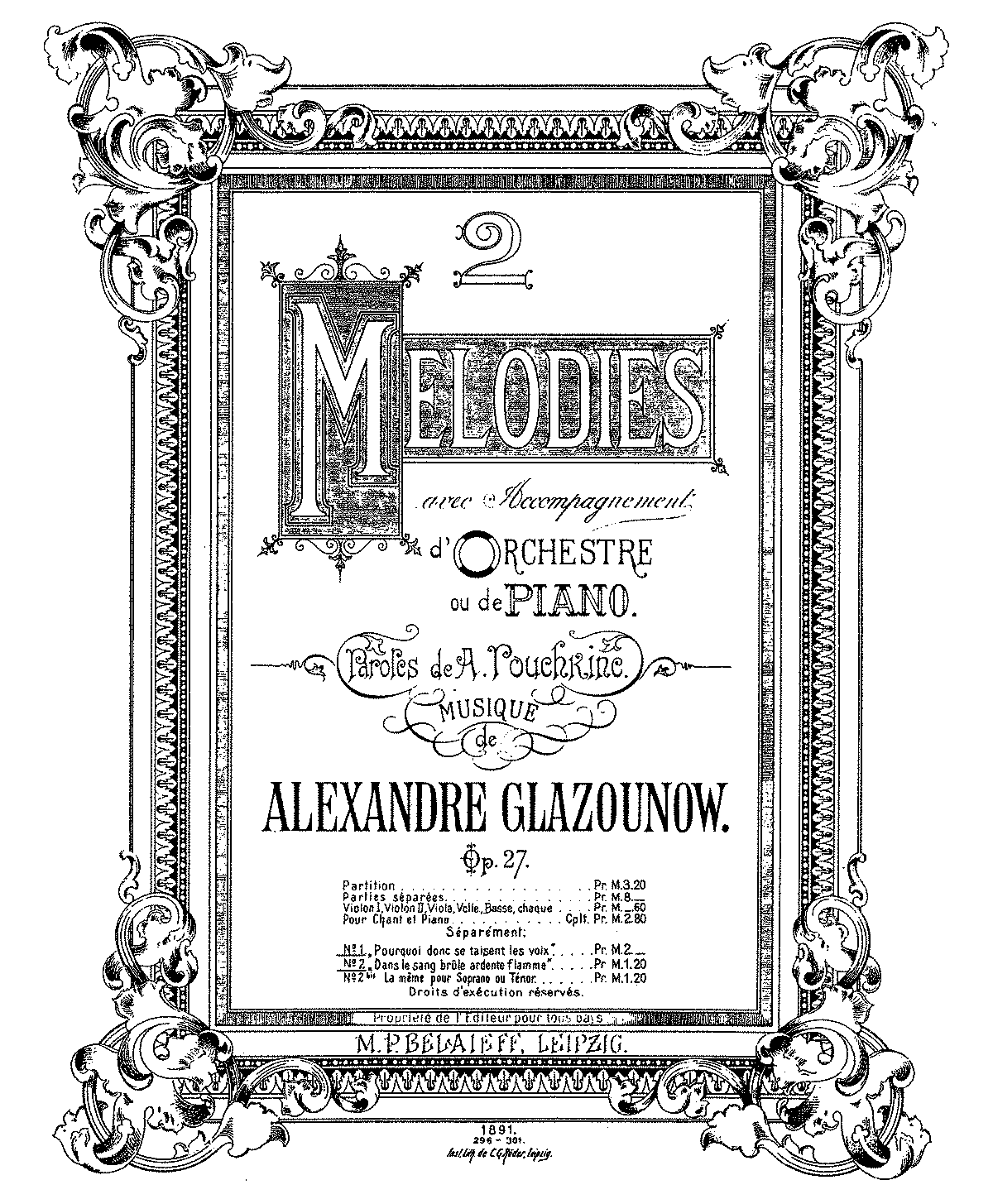 PMLP208884-Glazunov - 2 Mélodies, Op. 27 (voice and piano).pdf