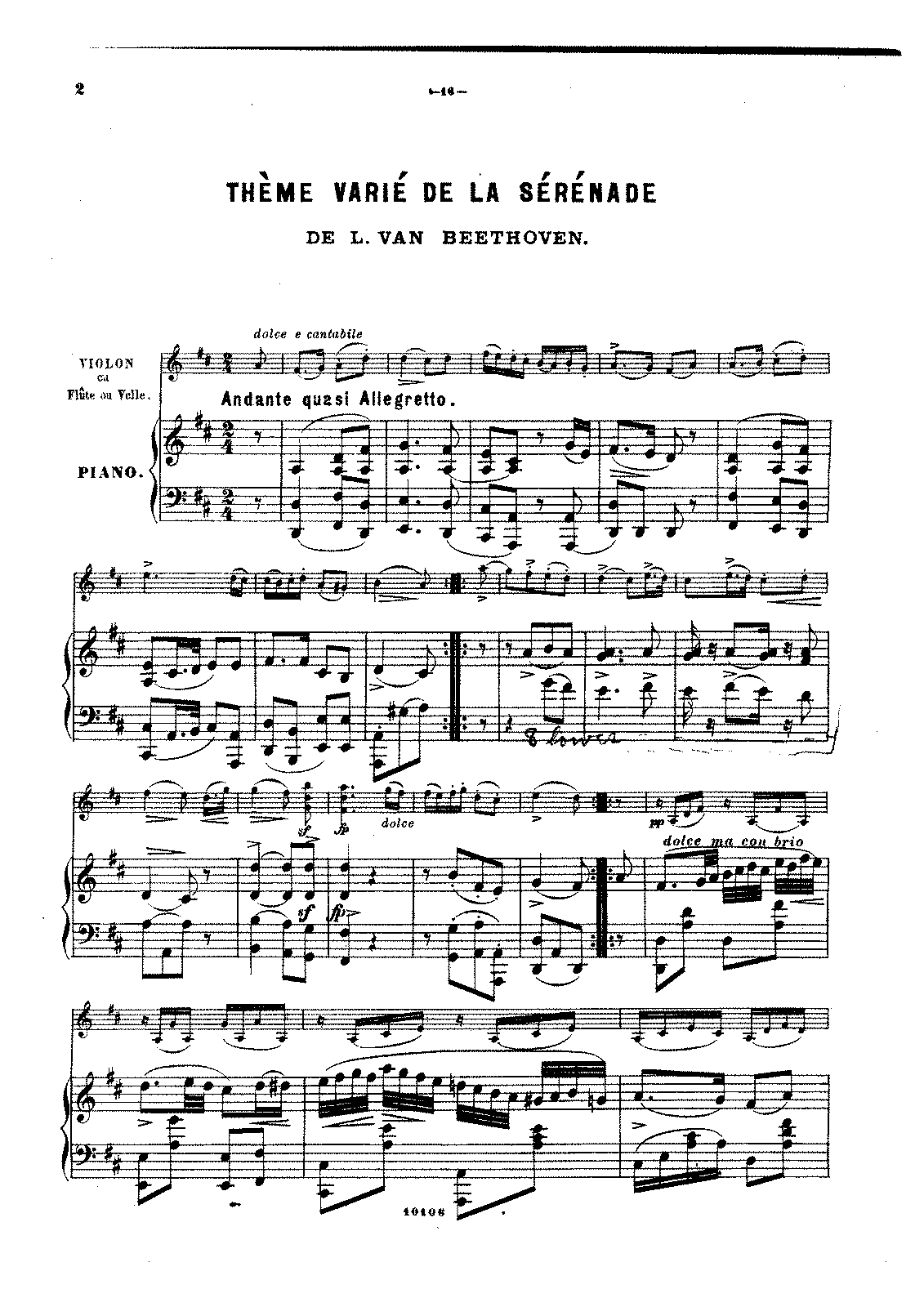 PMLP40923-Beethoven - Theme Varie de la Serenade for Cello and Piano score.pdf