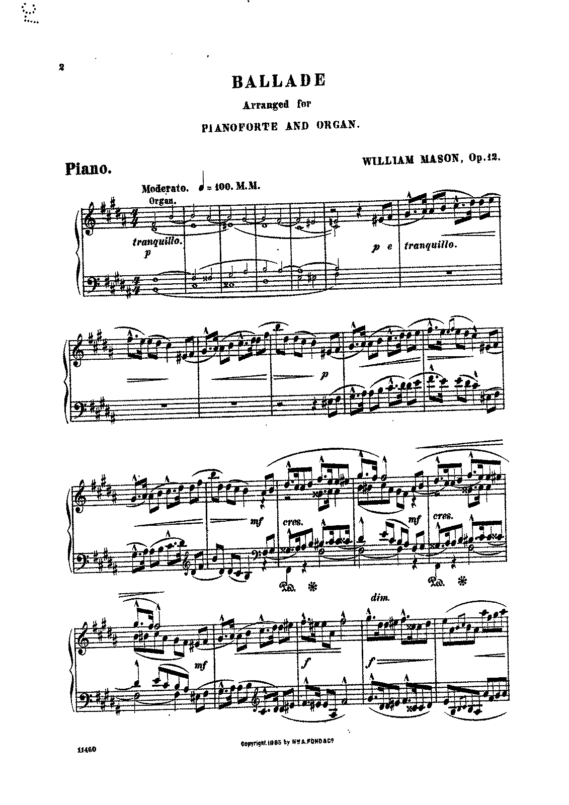 Mason, W. - Op.12 - Ballade for Organ and Piano.pdf