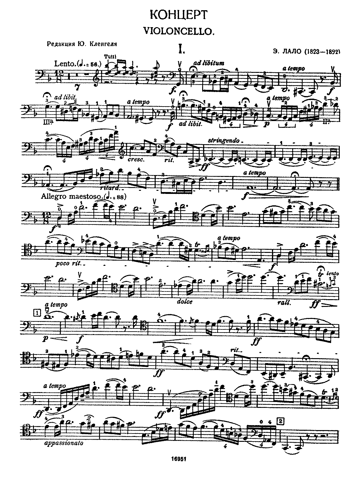 PMLP35142-Lalo - Cello Concerto 1st mov cello part.pdf