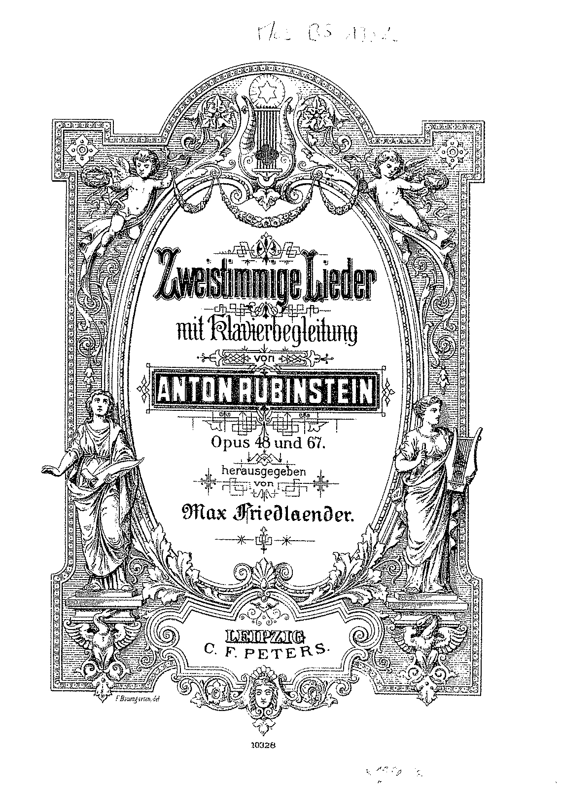 Rubinstein - Op.48 - 12 Vocal Duets.pdf