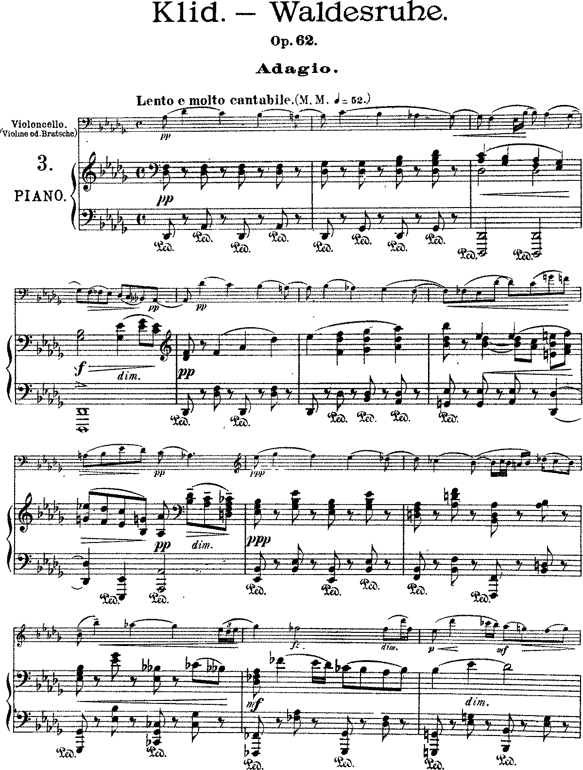 Dvorak - Waldesruhe Op.62 (Cello & Piano).pdf