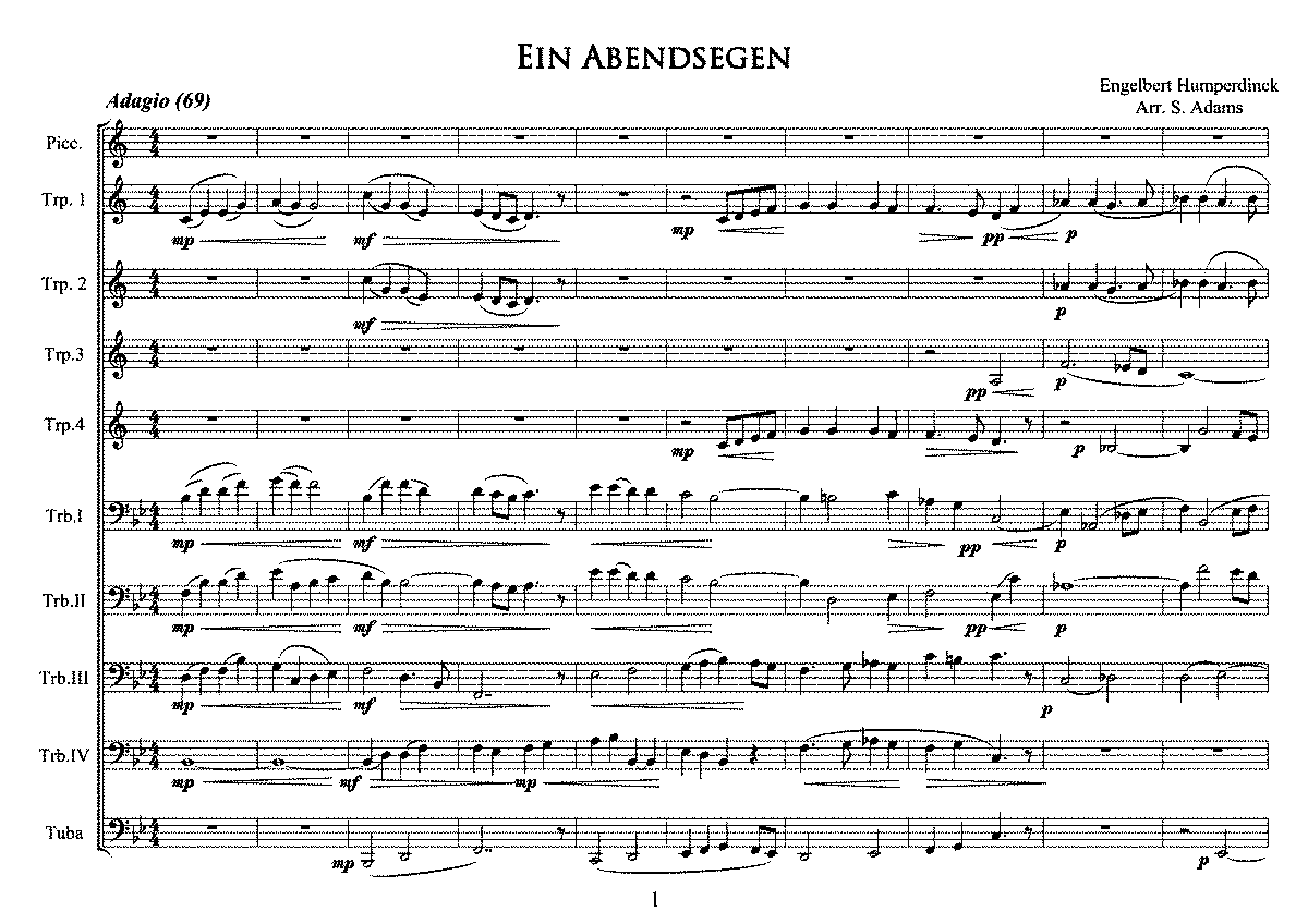 PMLP11392-Humperdinck Abendsegen Full Score and Parts Trp in Bb.pdf