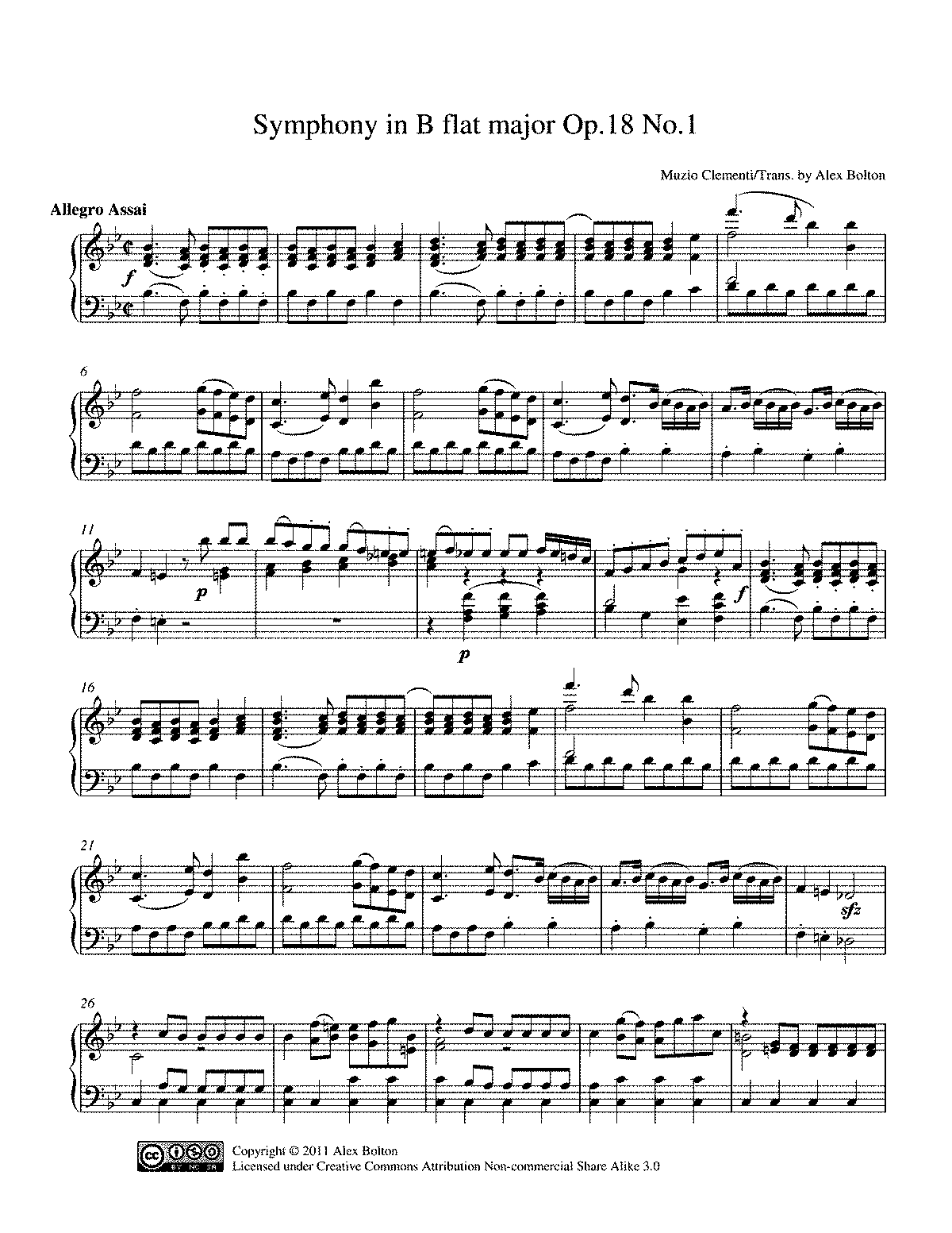 PMLP160103-Clementi Symphony in B flat major Op 18 No 1 (2H Bolton).pdf