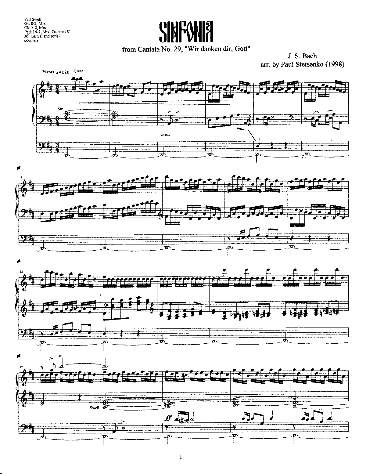 Sinfonia from Cantata 29.pdf