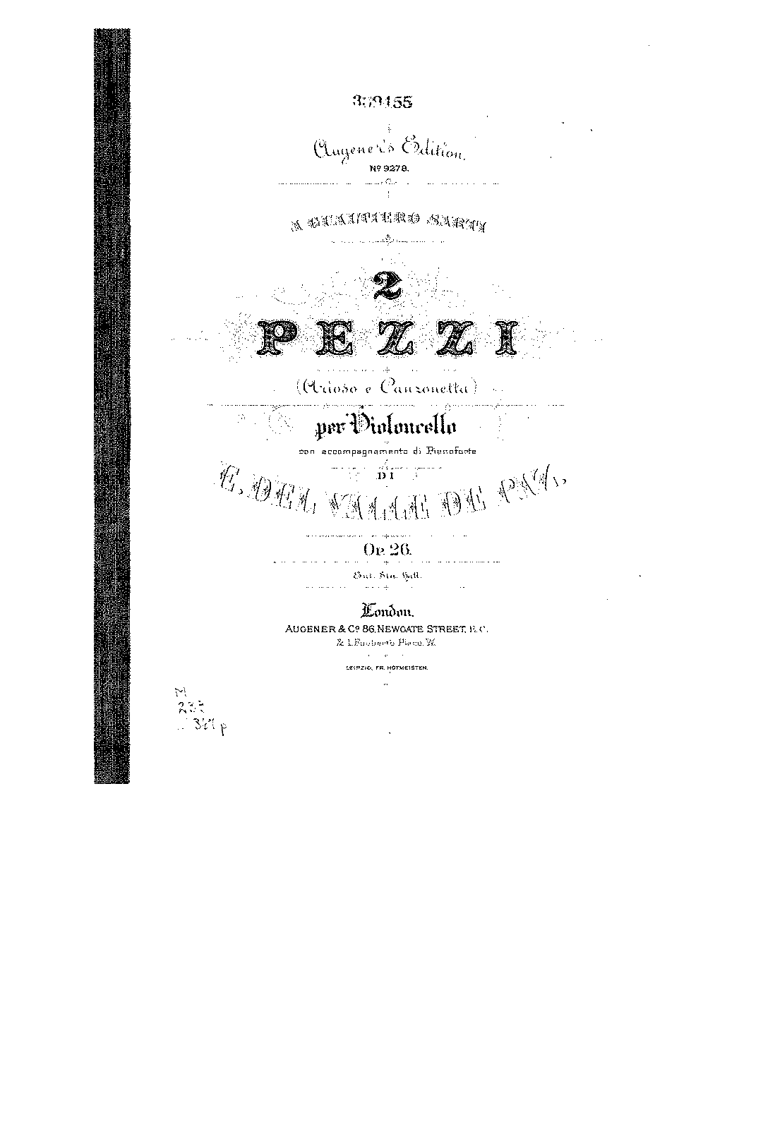 PMLP136113-Del Valle de Paz - 2 Pezzi (Arioso e canzonetta) for Cello and Piano Op.26 score.pdf