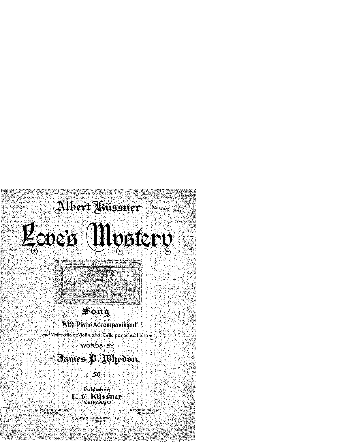 PMLP130268-Kussner - Love's mystery (Liebeszauber) Voice and Piano Trio.pdf