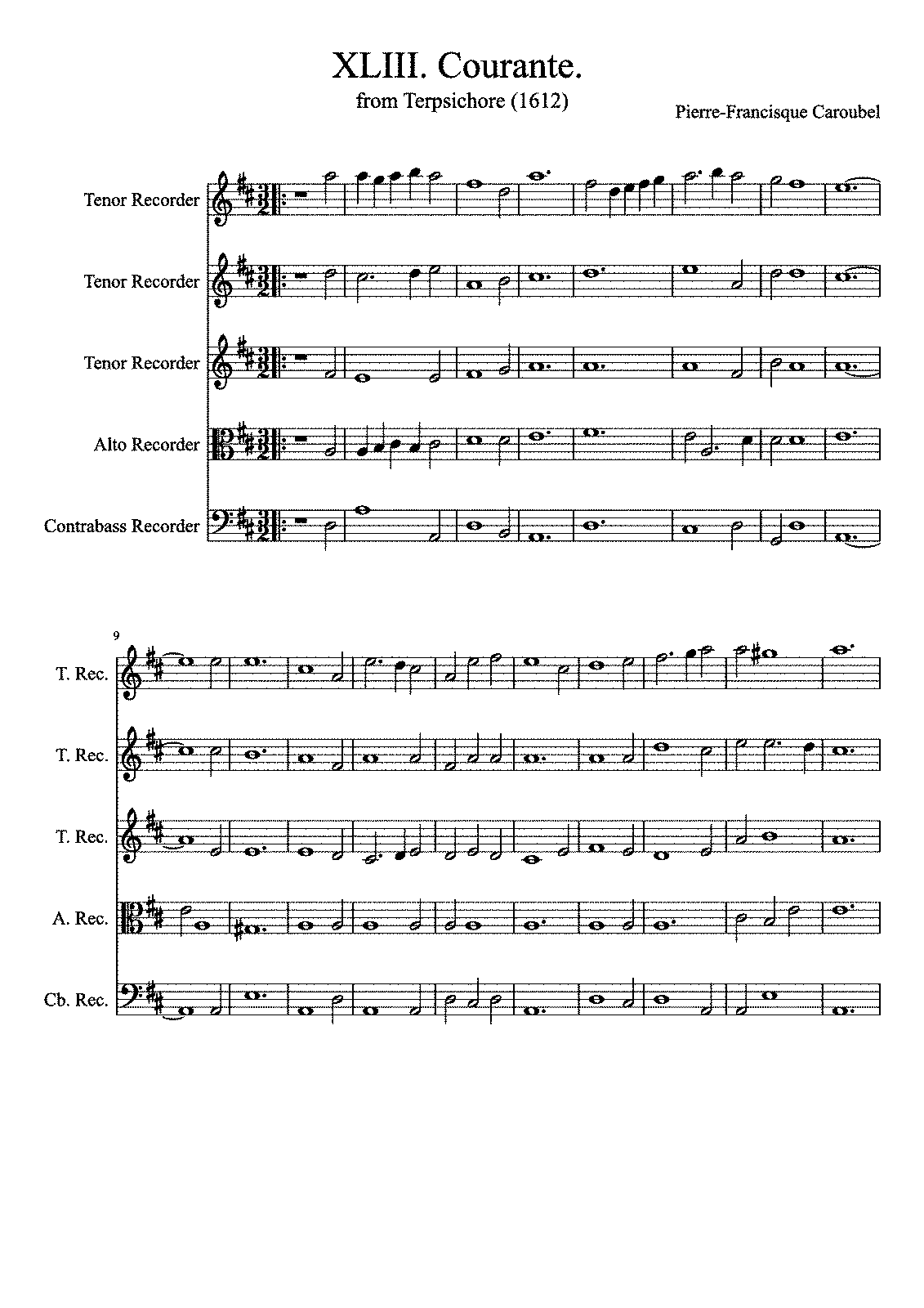 PMLP587250-XLIII Courante from Terpsichore Francisque Caroubel 1612.pdf