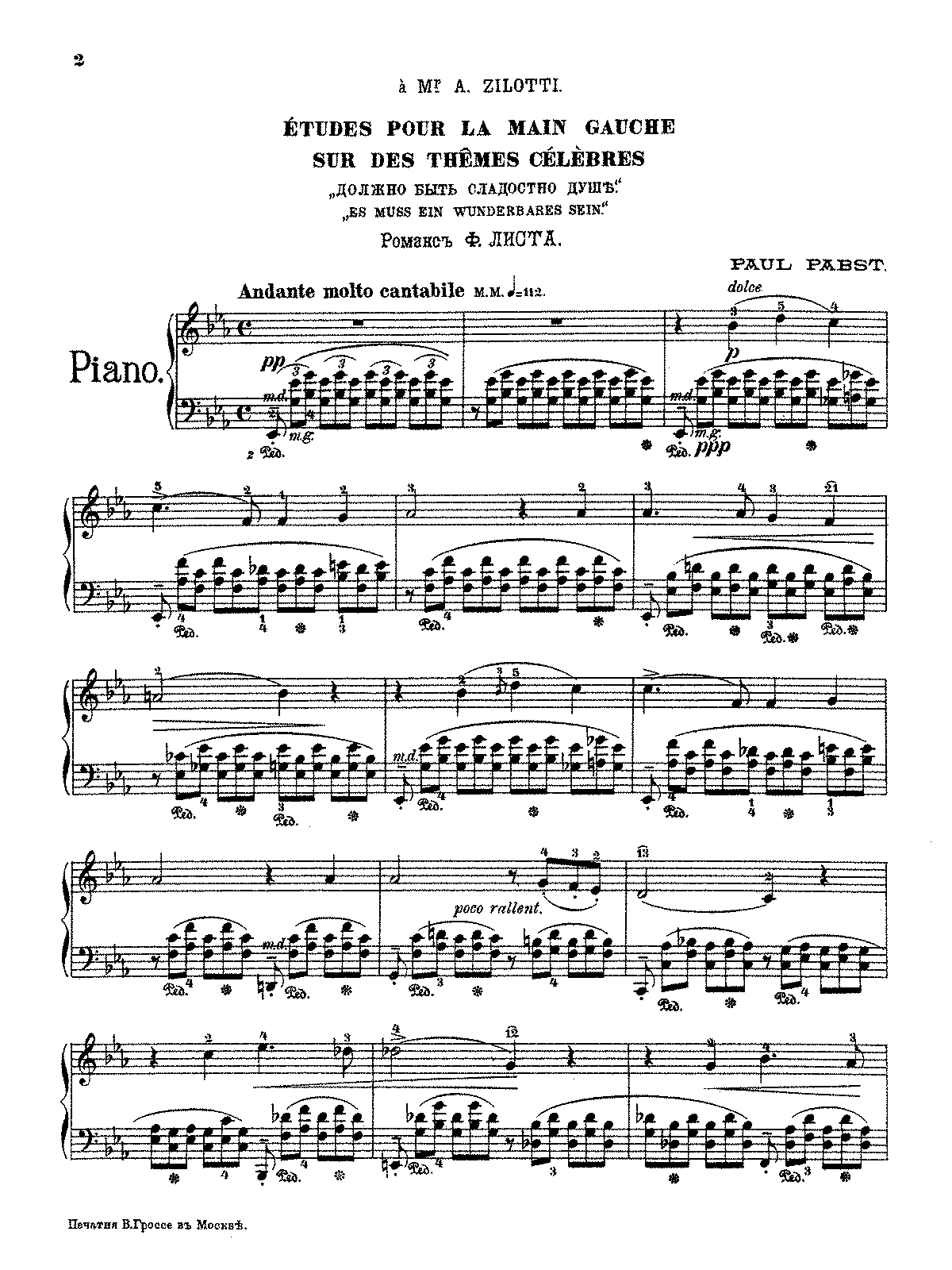 Pabst - Op.misc - Etudes for the Left Hand on Famous Themes.pdf