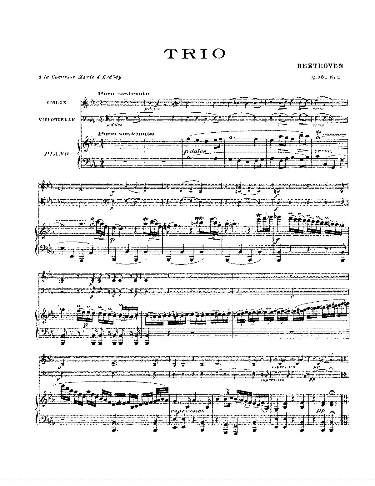 Beethoven - Piano Trio No.6 Dukas.pdf