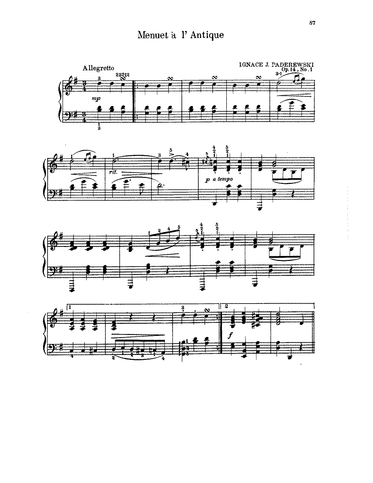 Paderewski - Minuet in G a la Antique.pdf
