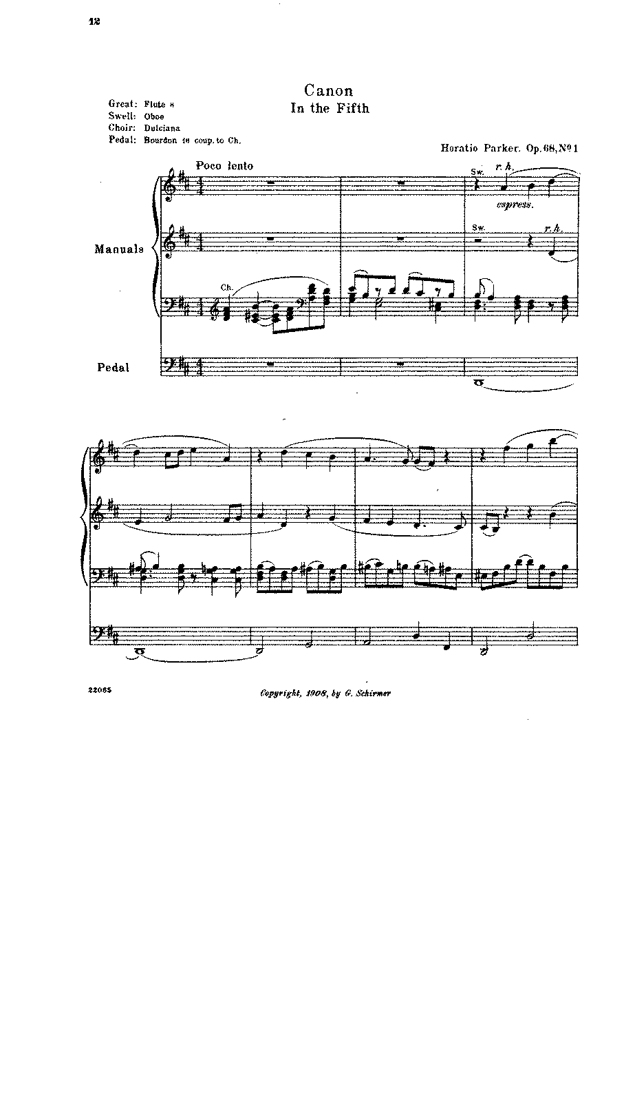 PMLP213317-HParker Canon in the Fifth, Op.68 No.1.pdf