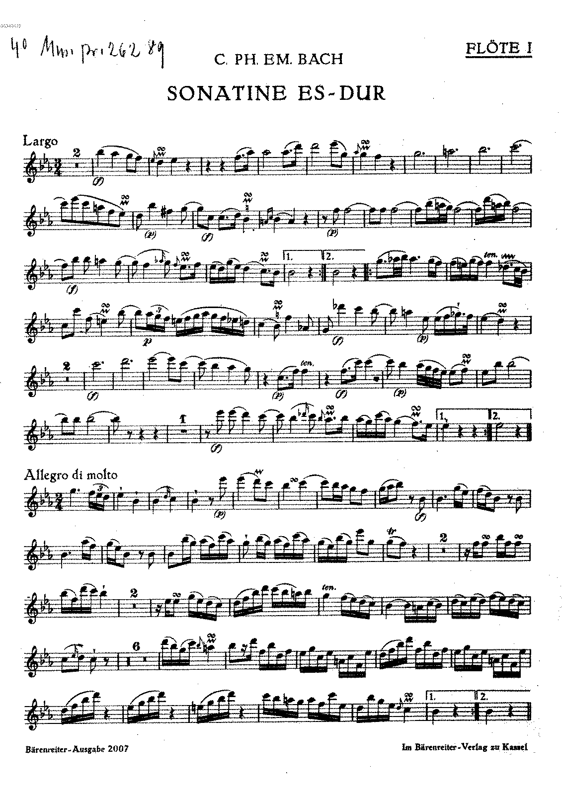 PMLP298897-Bach, CPE, Sonatina in E flat major, fl1.pdf