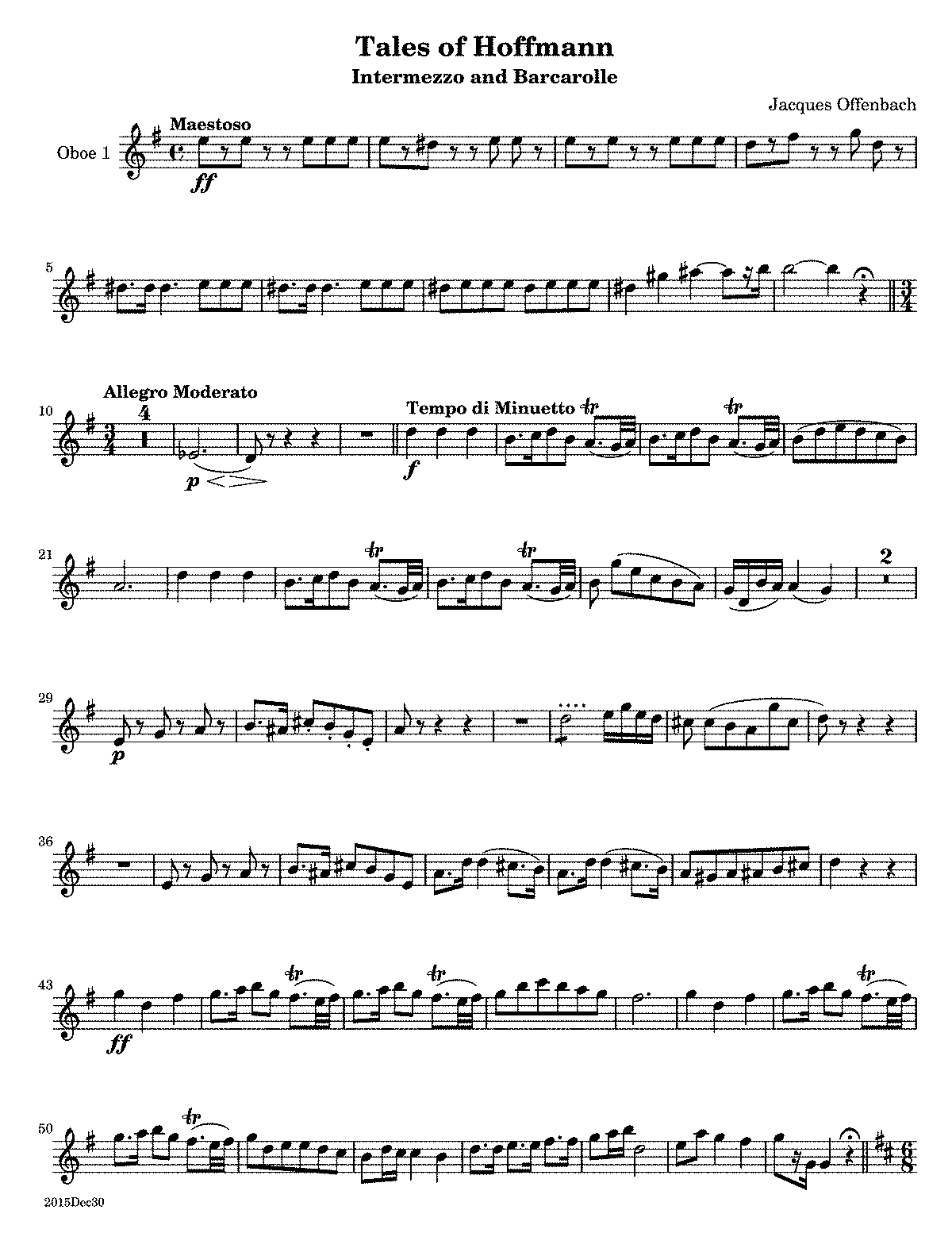 PMLP06710-Offenbach Tales of Hoffmann Intermezzo barcarolle Oboes.pdf