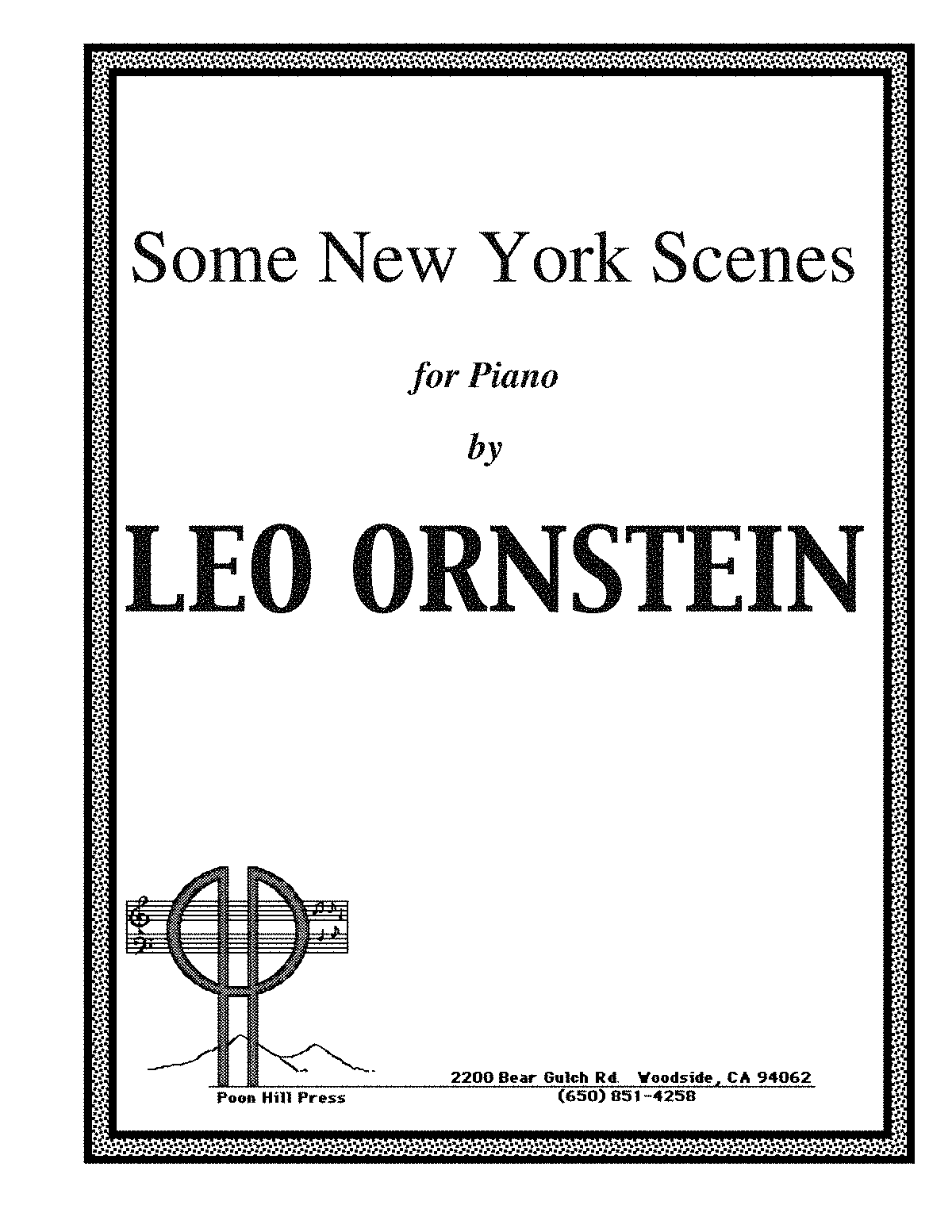 S105 - Some New York Scenes.pdf