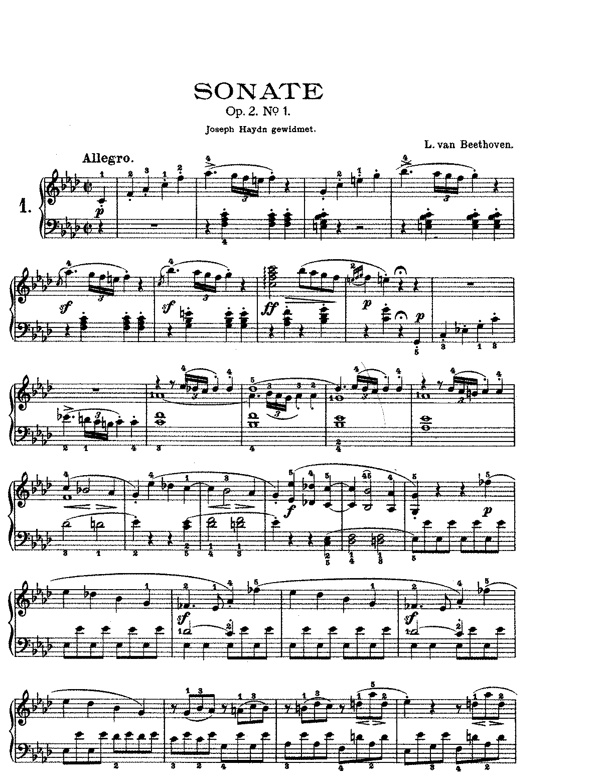 partitura op 35 beethoven biography