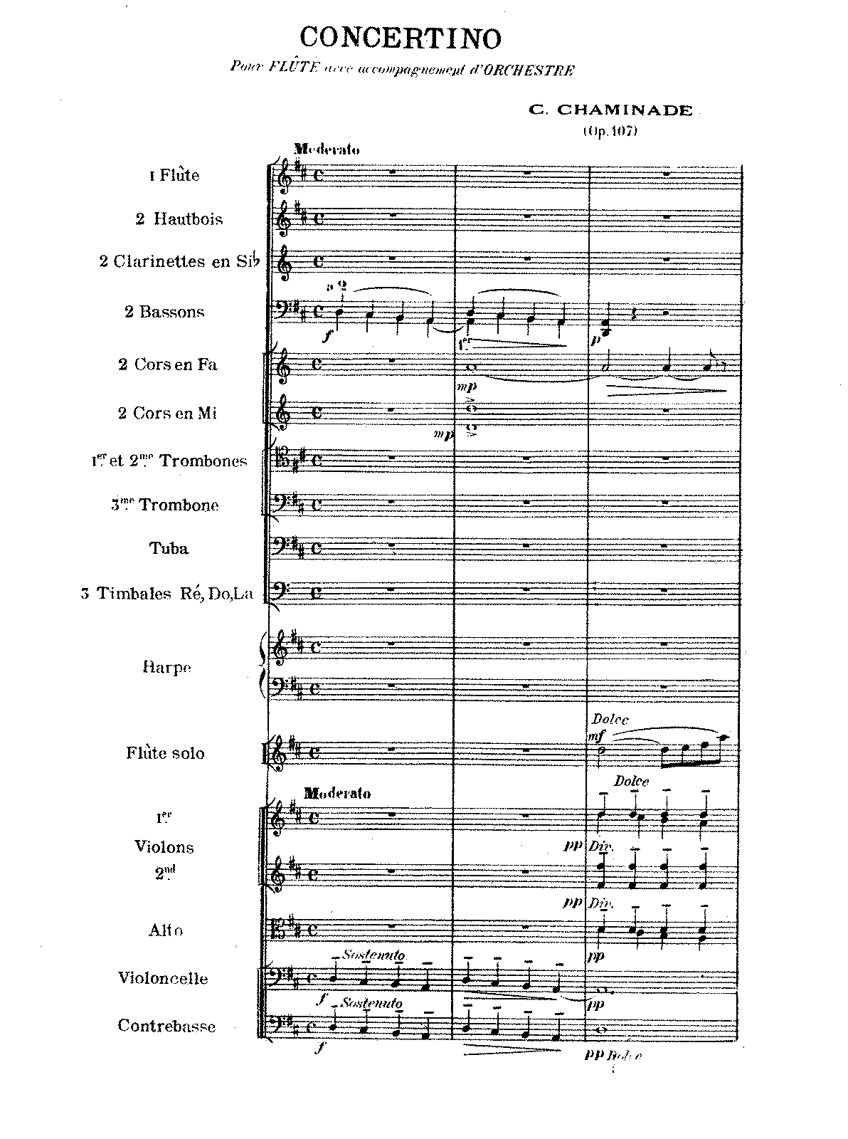 PMLP17533-Chaminade - Concertino for flute and orchestra, Op. 107 (orch. score).pdf