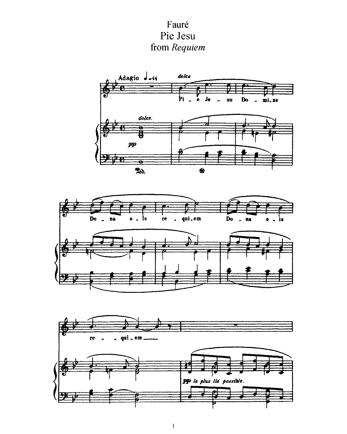 PMLP21398-Fauré - Requiem, Op. 48 (Pie Jesu - voice and piano).pdf